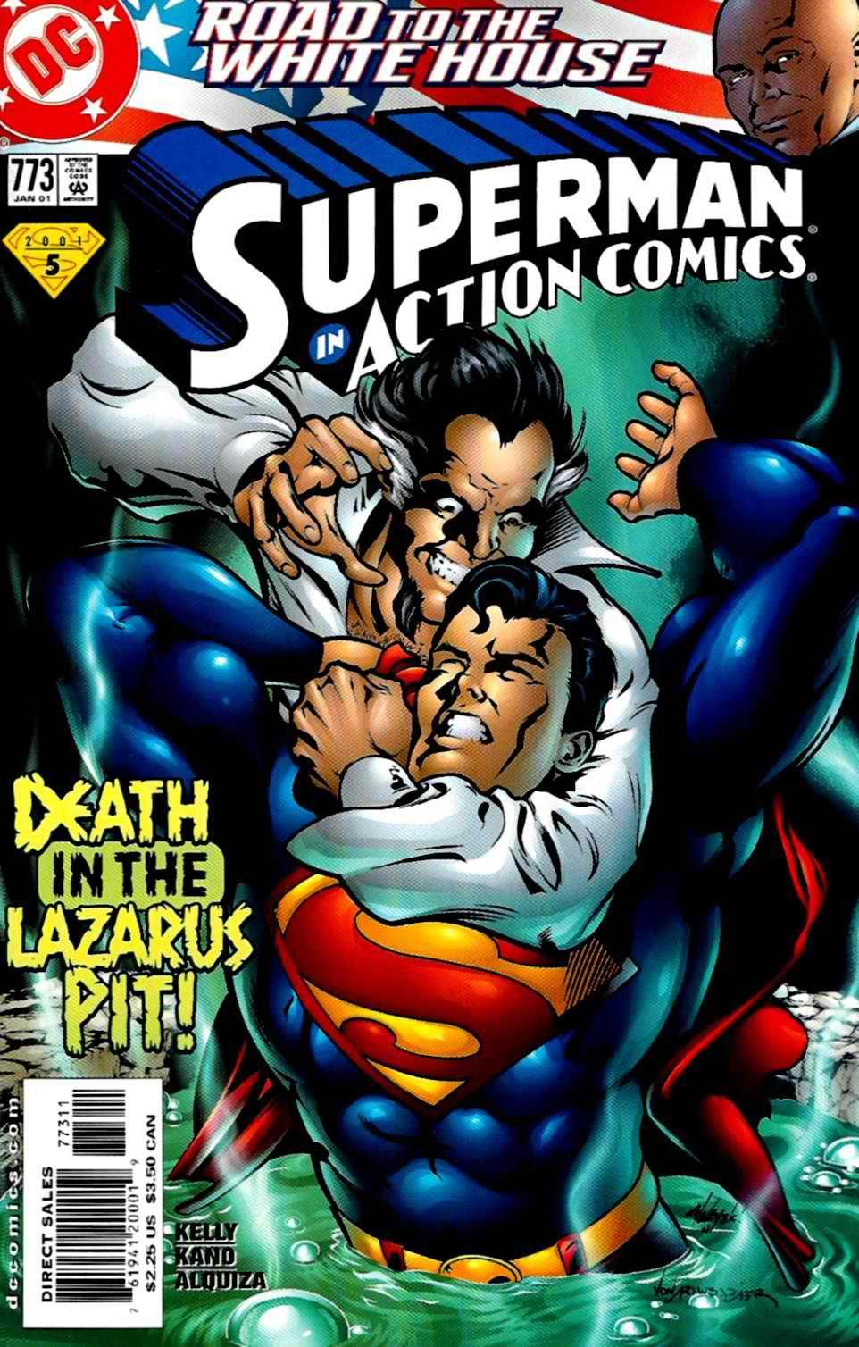 Read online Action Comics (1938) comic -  Issue #773 - 1
