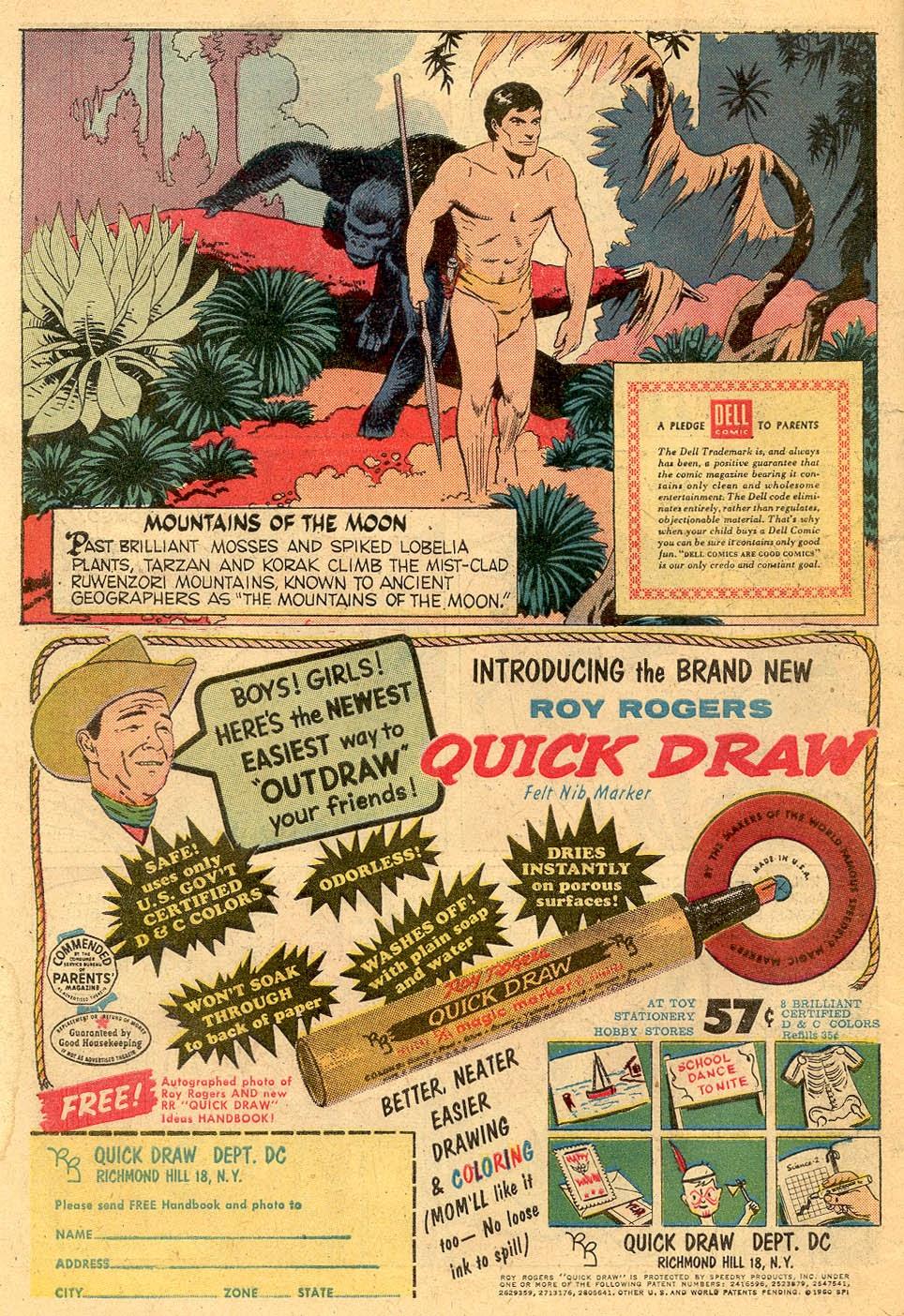 Tarzan (1948) issue 119 - Page 30