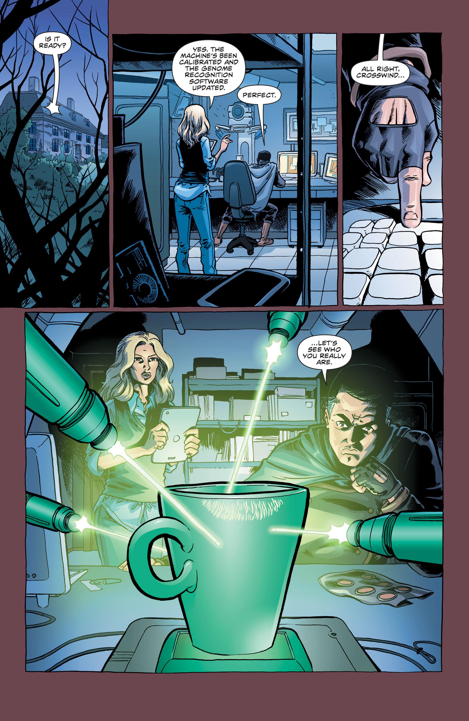 Read online Secret Identities comic -  Issue # _TPB - 52