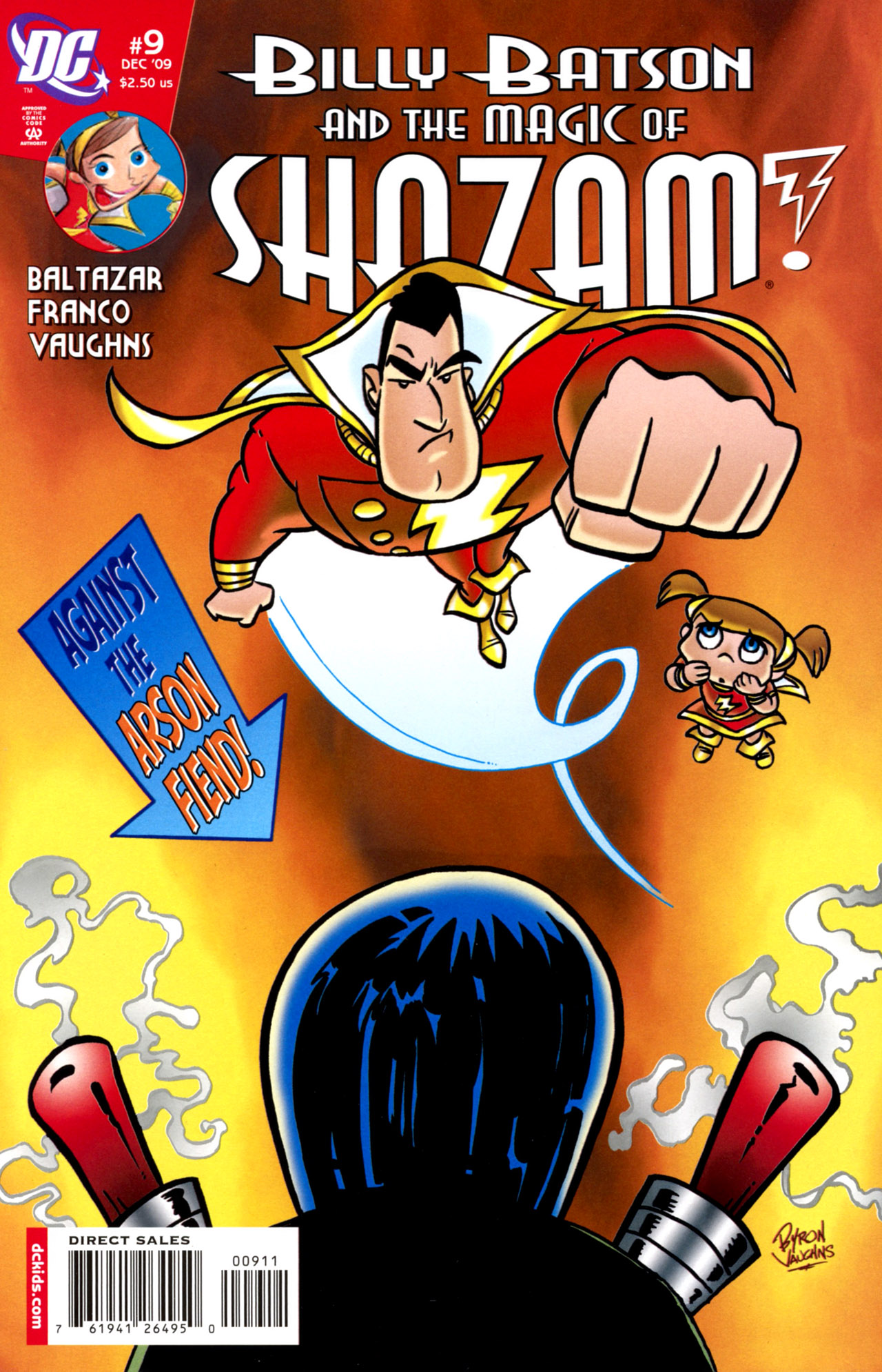 Billy Batson & The Magic of Shazam! 9 Page 1