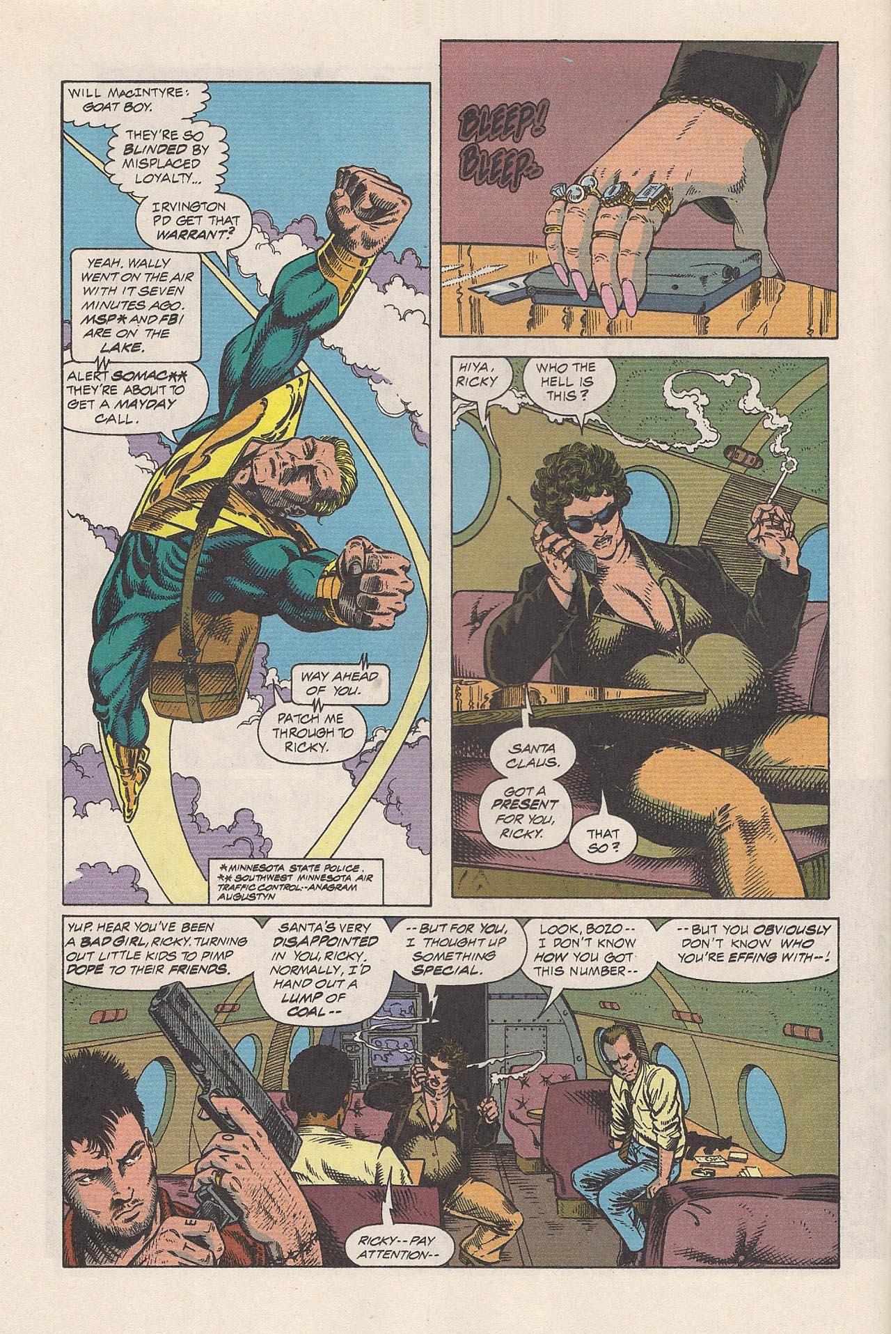 Read online Triumph comic -  Issue #2 - 6
