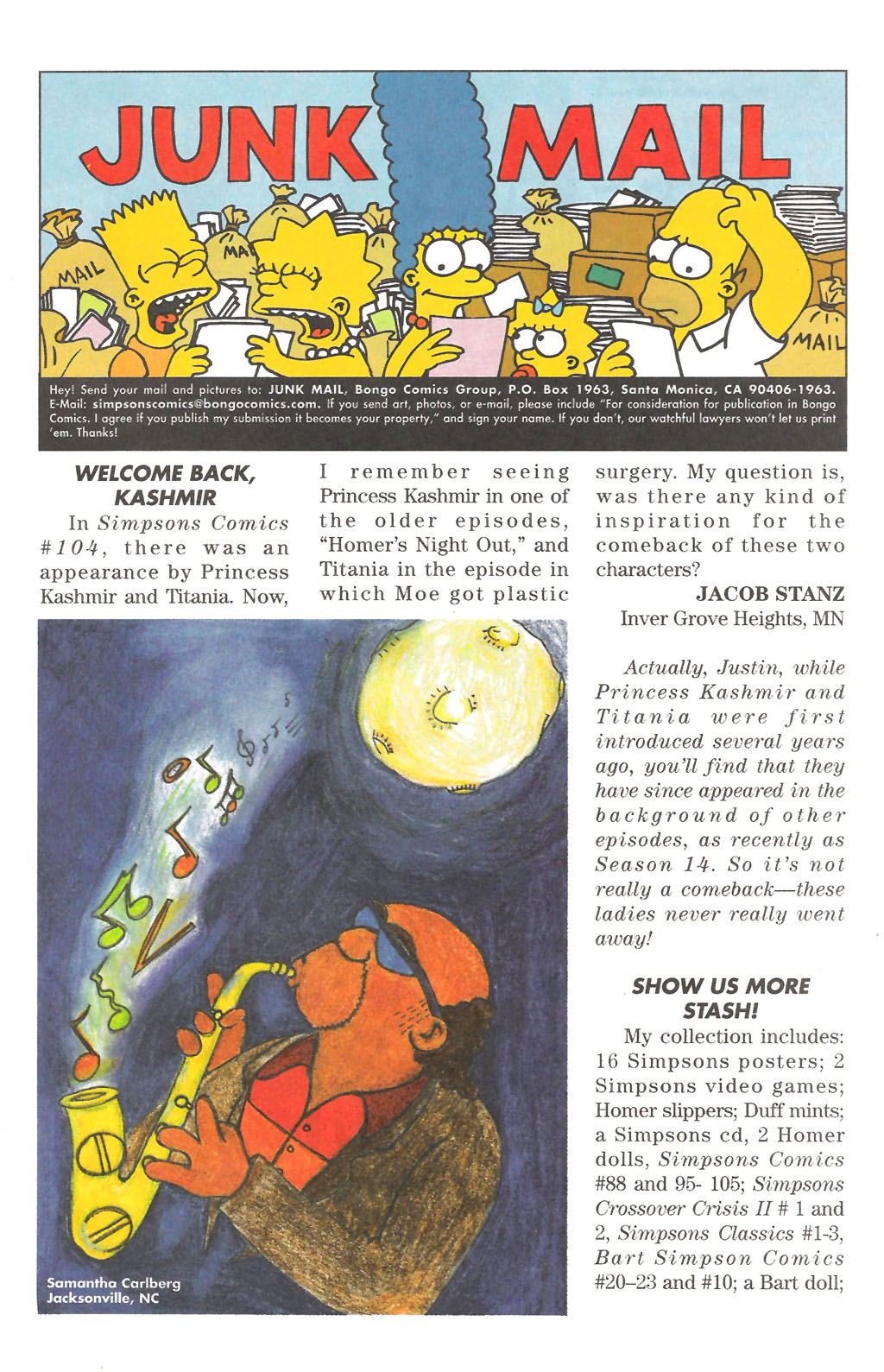 Read online Simpsons Comics comic -  Issue #111 - 29