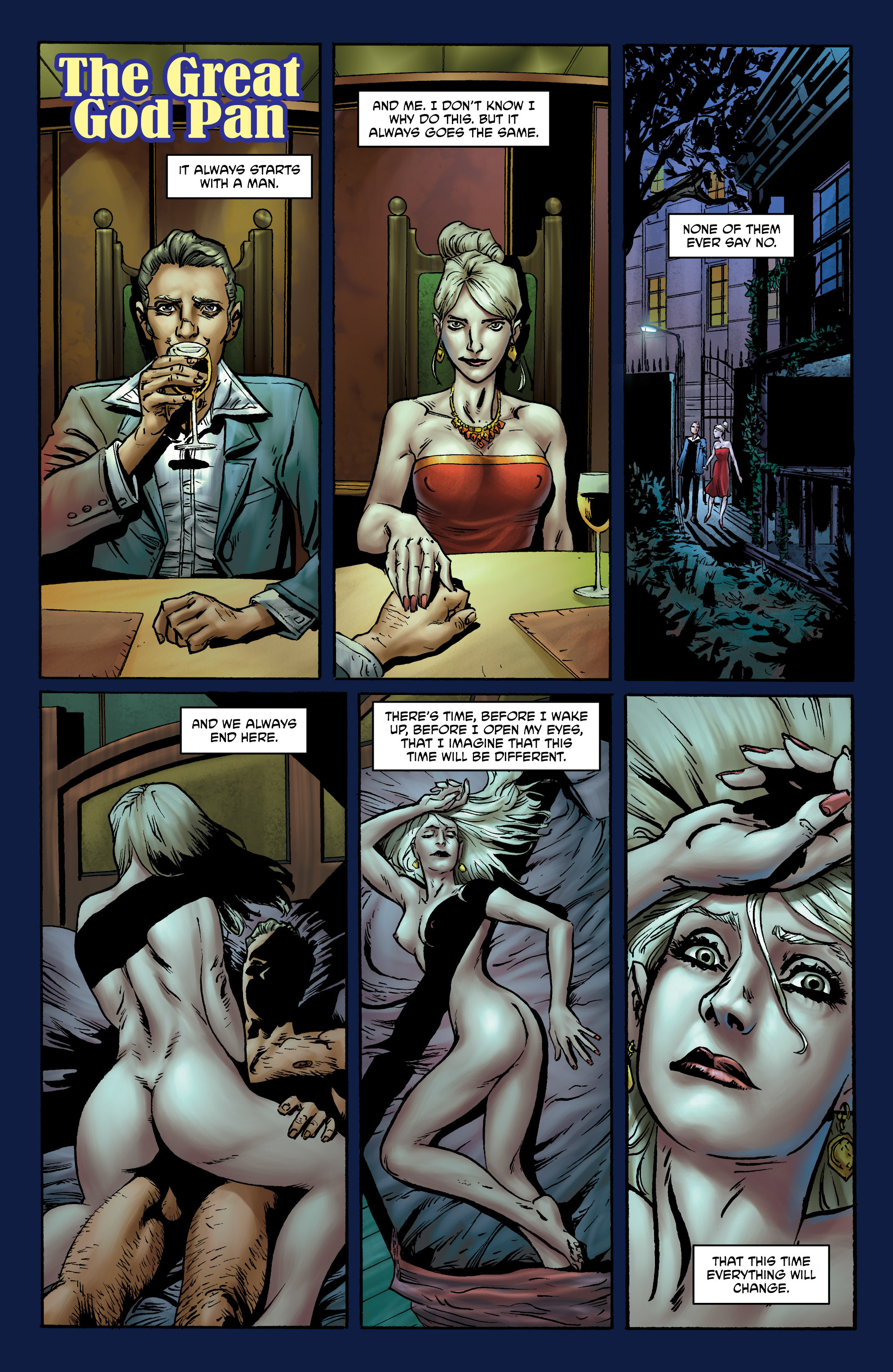 Read online God is Dead: Book of Acts comic -  Issue # Omega - 37