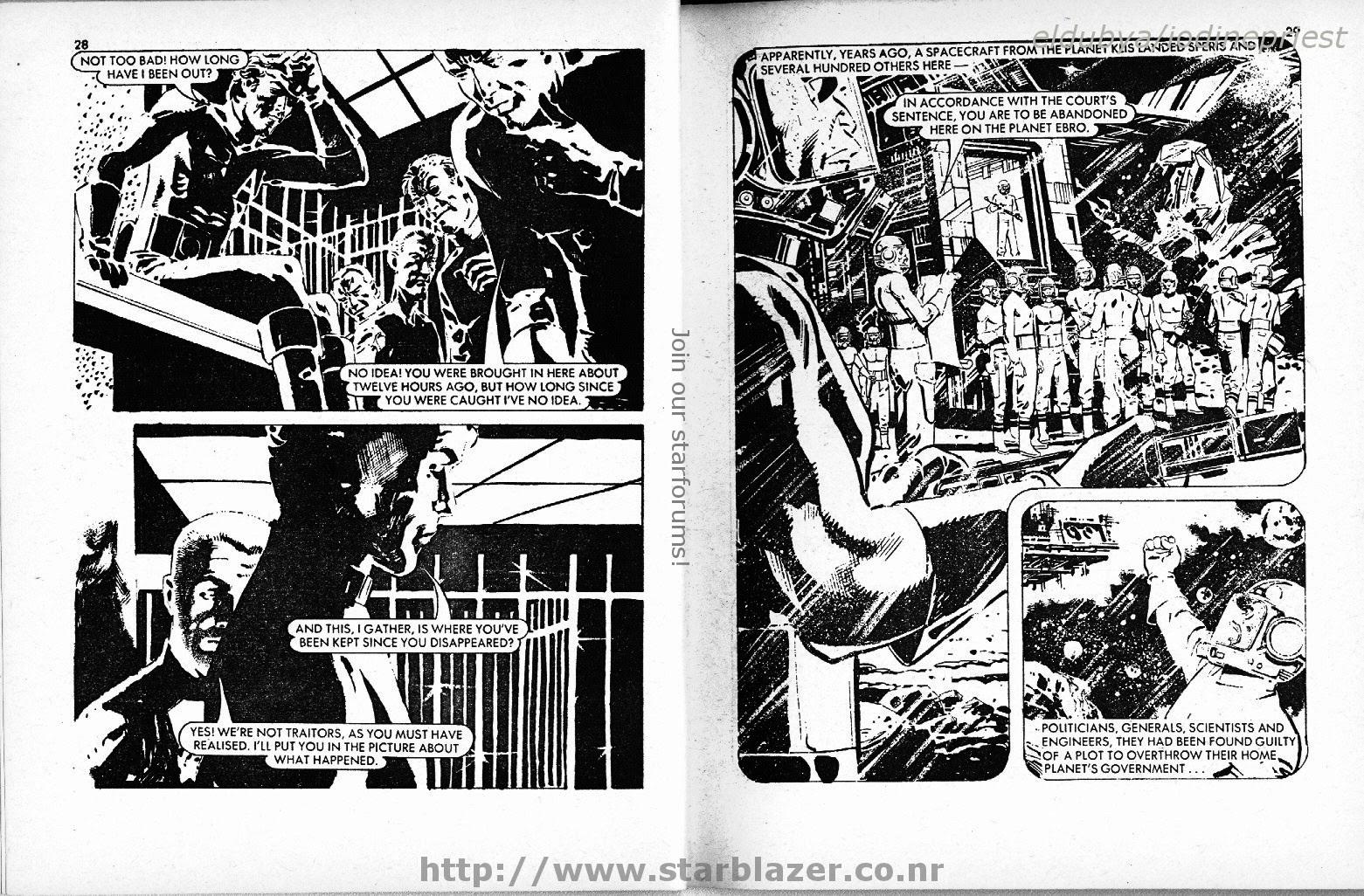 Starblazer issue 135 - Page 16