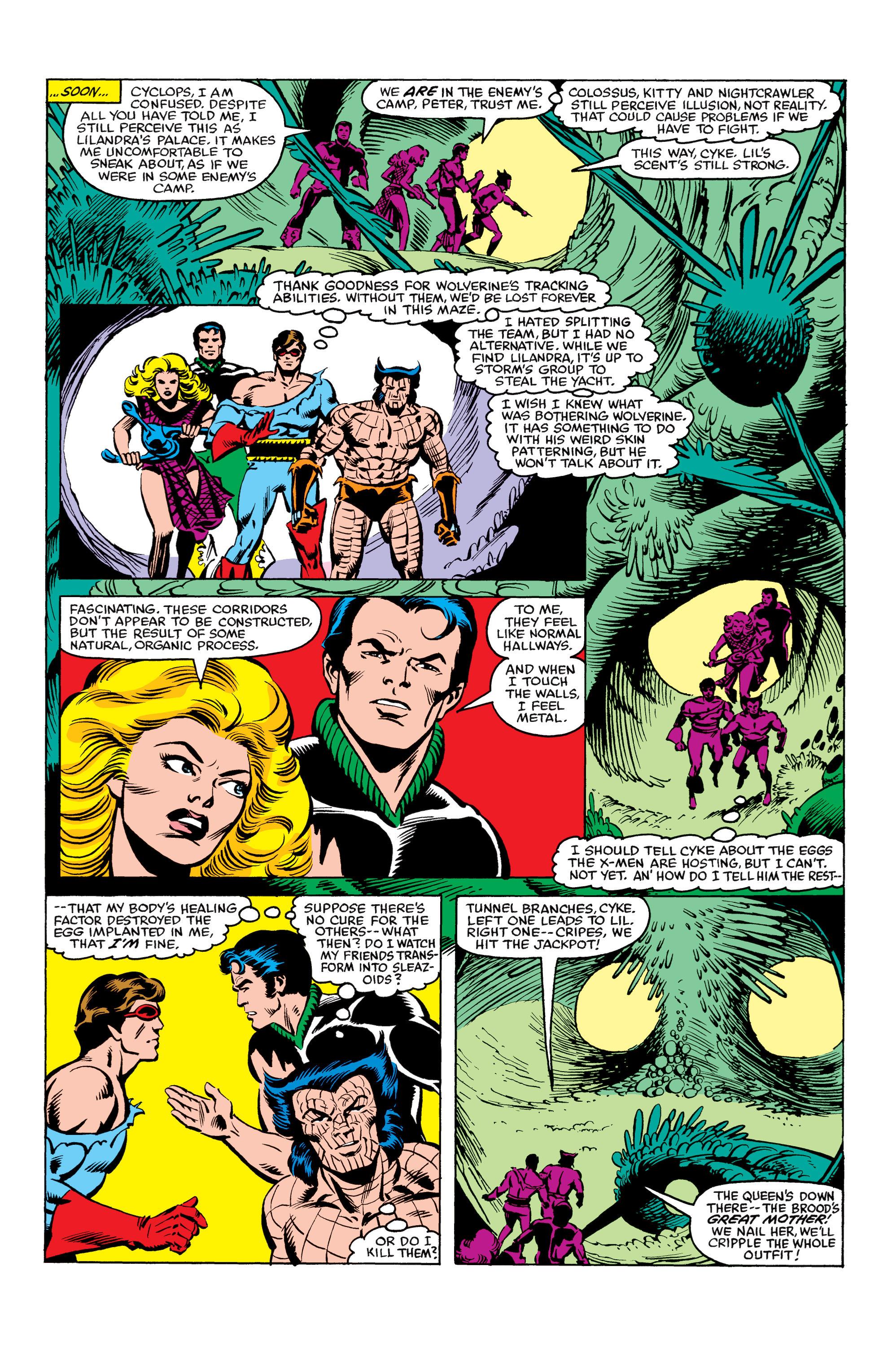 Read online Uncanny X-Men (1963) comic -  Issue #163 - 14