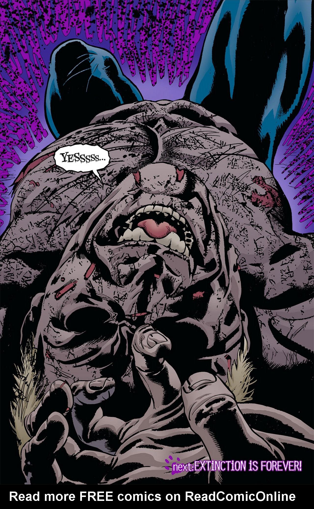 Read online Animal Man (2011) comic -  Issue #8 - 20