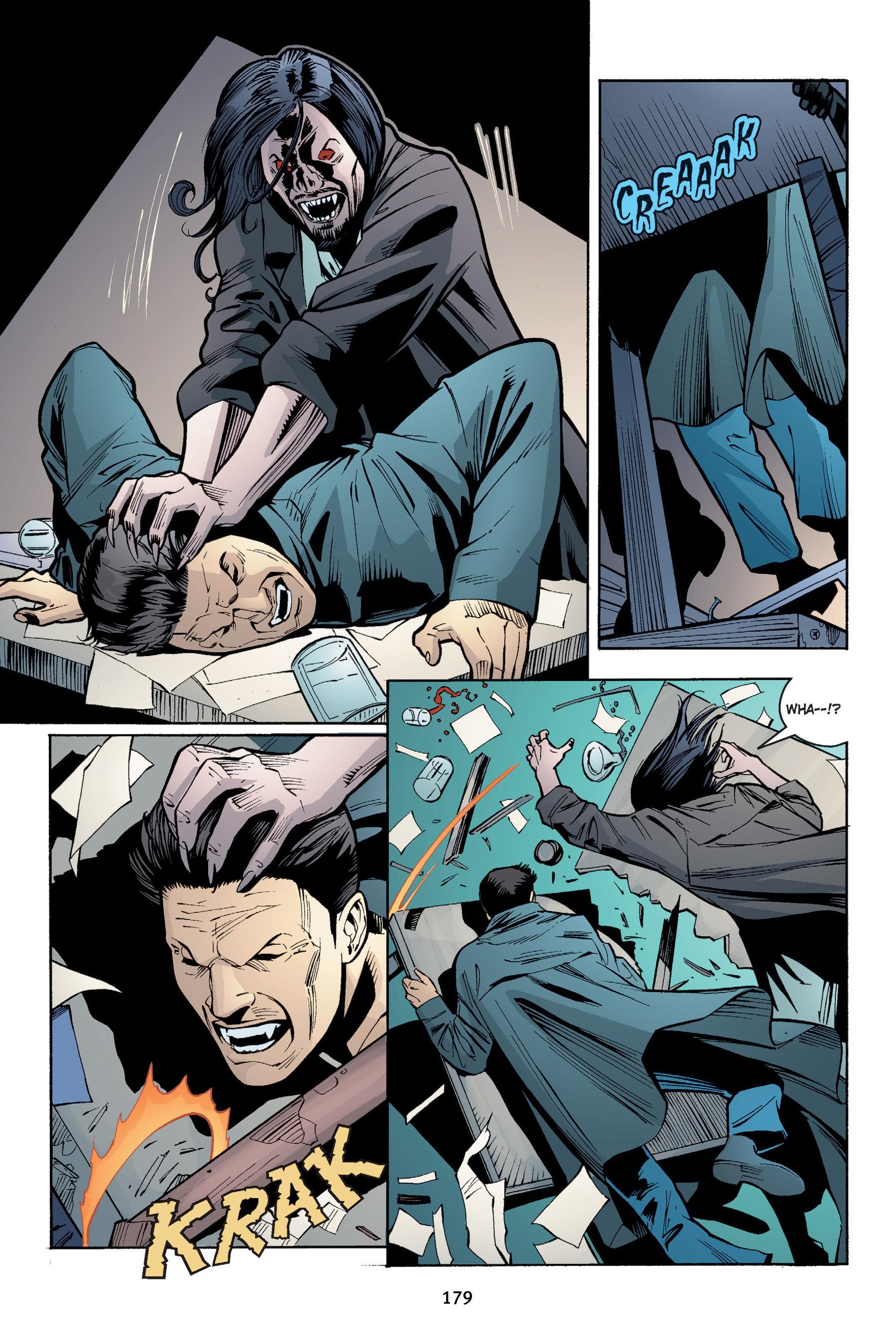 Read online Buffy the Vampire Slayer: Omnibus comic -  Issue # TPB 4 - 180