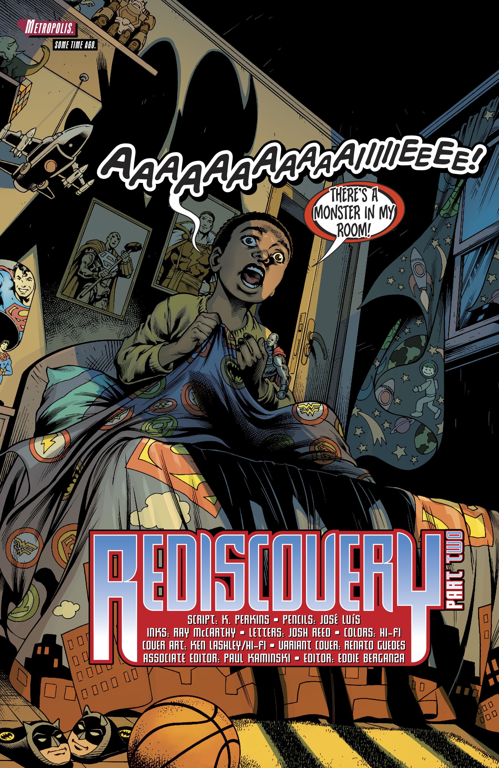 Read online Superwoman comic -  Issue #11 - 4