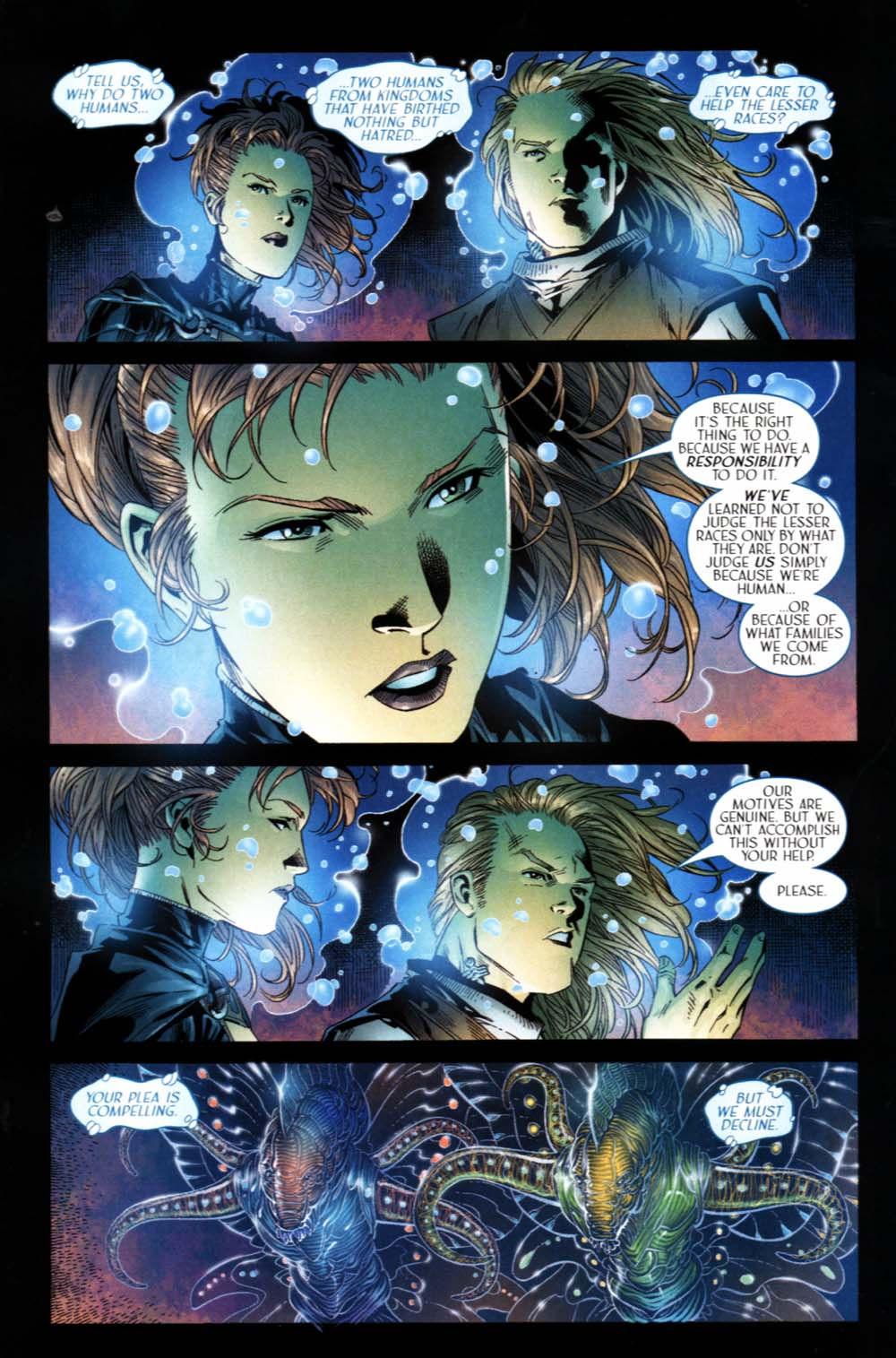 Read online Scion comic -  Issue #21 - 16