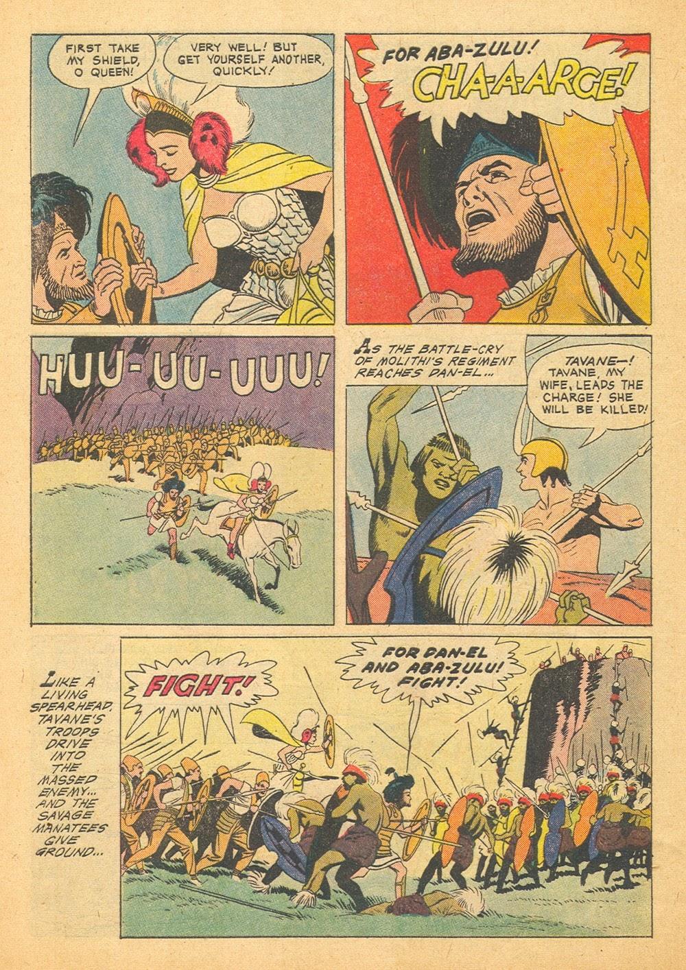 Tarzan (1948) issue 121 - Page 32