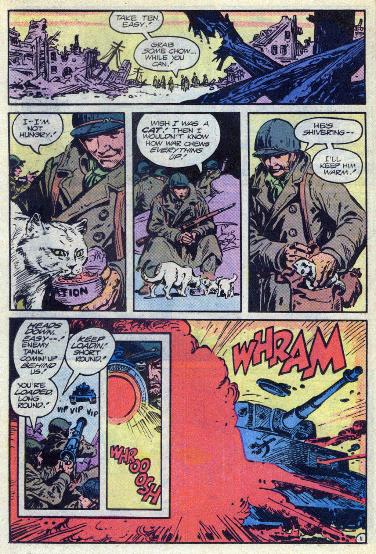 Read online Sgt. Rock comic -  Issue #369 - 11