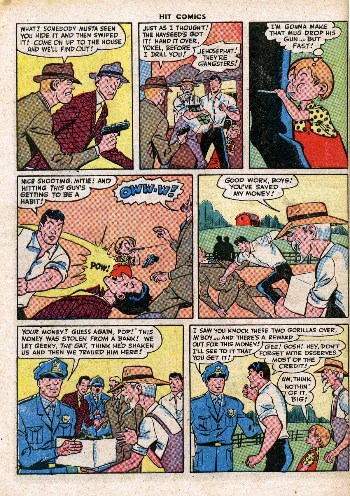 Read online Hit Comics comic -  Issue #41 - 58