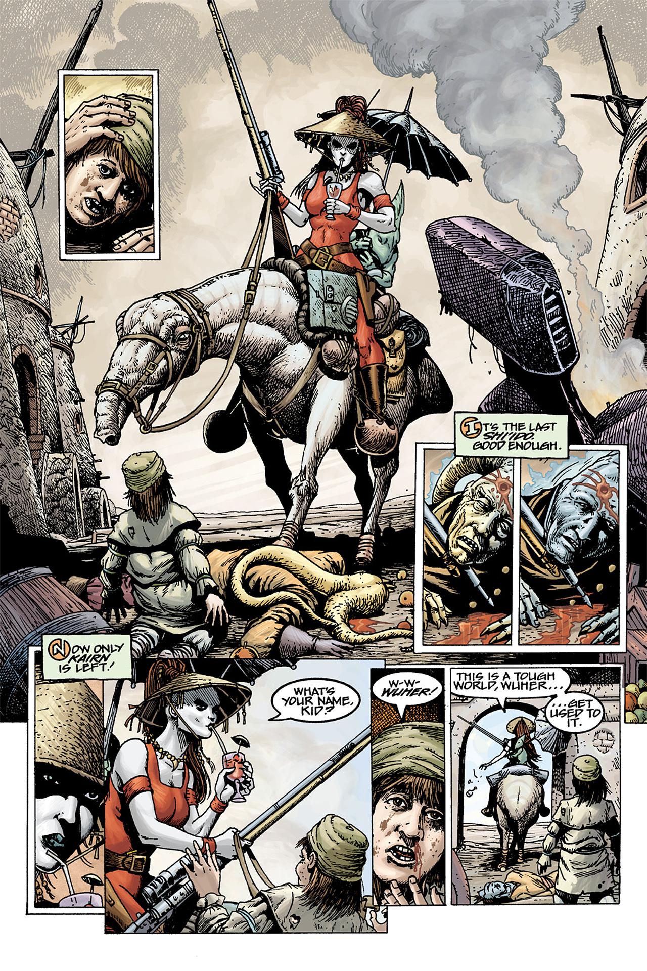 Read online Star Wars Omnibus comic -  Issue # Vol. 10 - 341