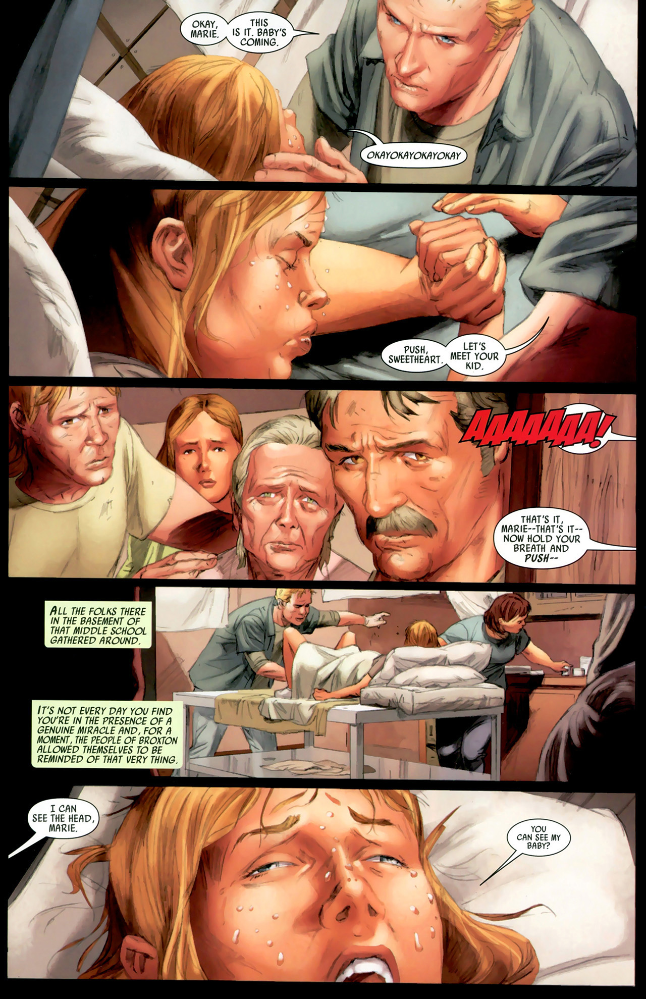 Read online Secret Invasion: Thor comic -  Issue #2 - 16