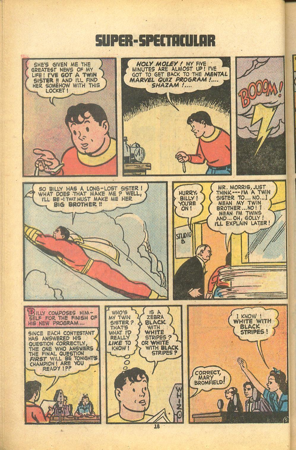 Read online Shazam! (1973) comic -  Issue #8 - 18
