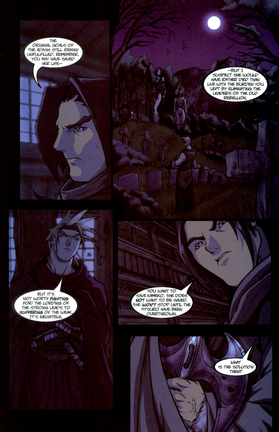 Read online Shidima comic -  Issue #4 - 23