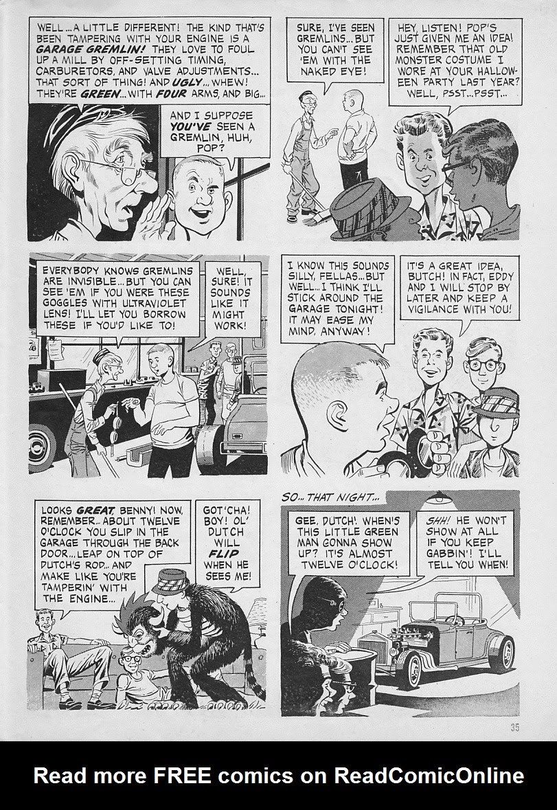 Drag Cartoons issue 1 - Page 37