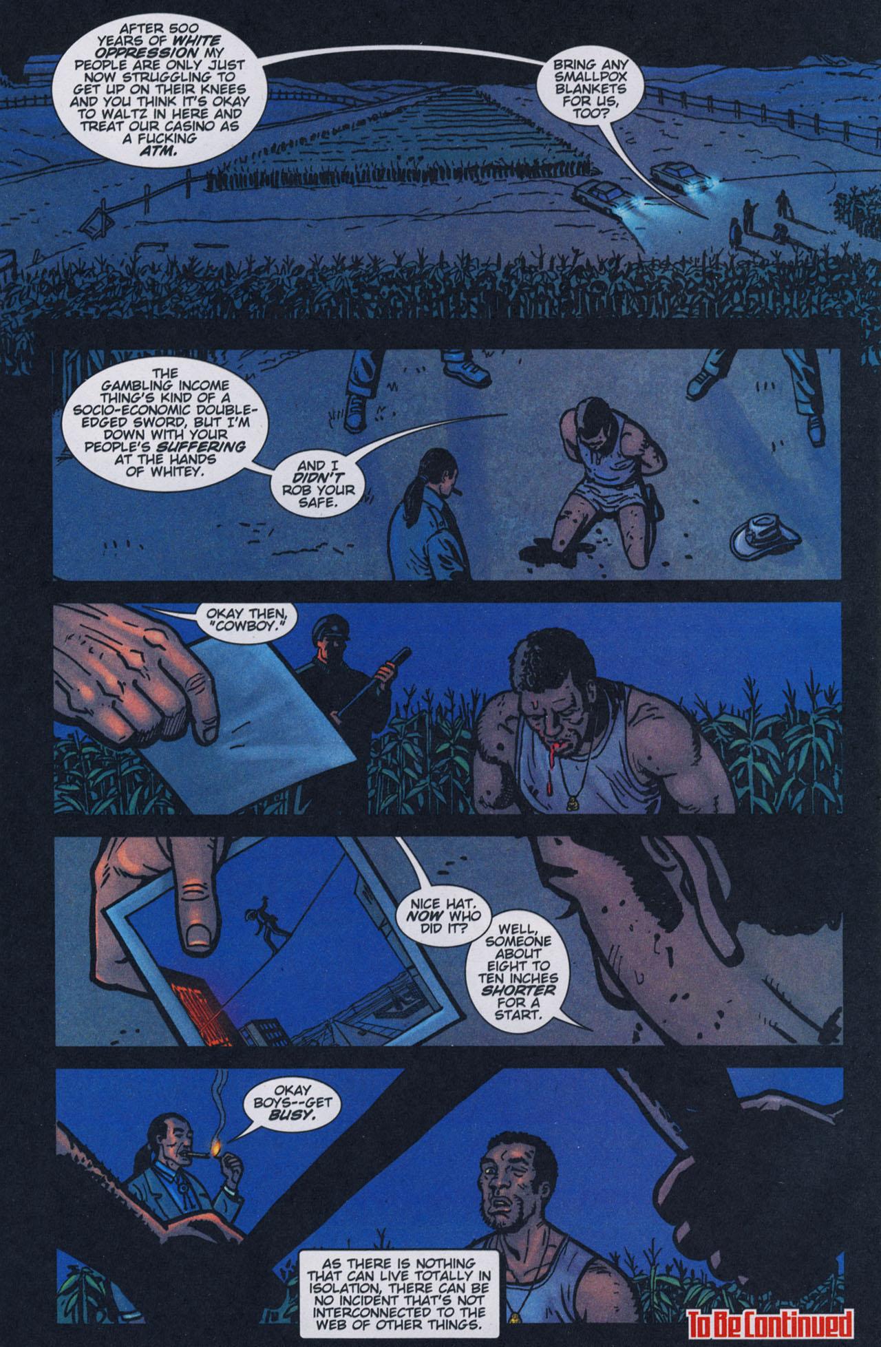 Read online The Exterminators comic -  Issue #17 - 24