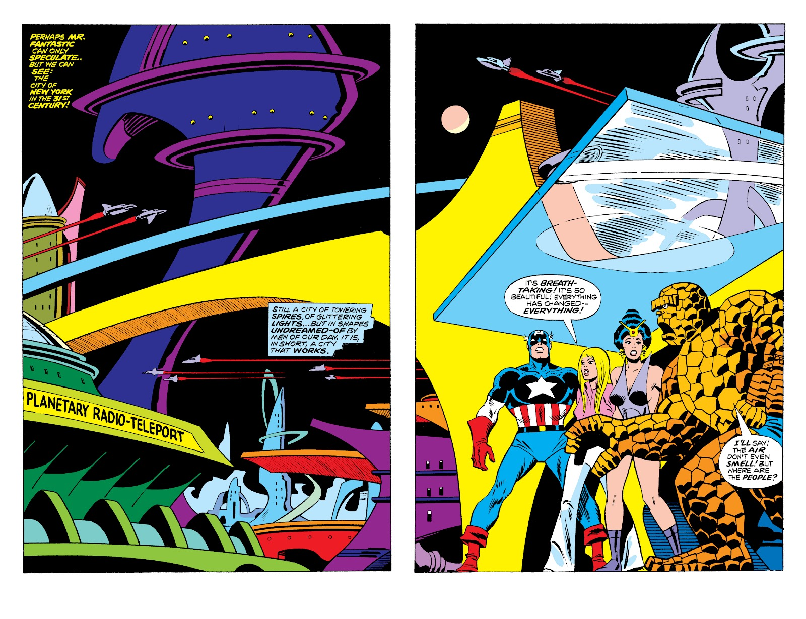 Read online Marvel Two-In-One Epic Collection: Cry Monster comic -  Issue # TPB (Part 2) - 18