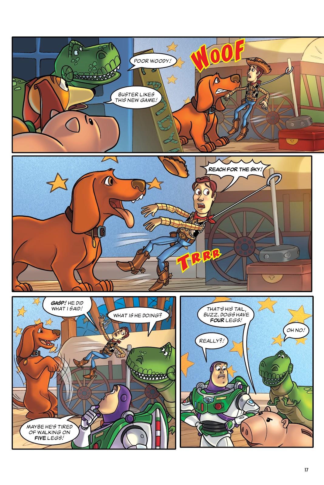 Read online DISNEY·PIXAR Toy Story Adventures comic -  Issue # TPB 1 (Part 1) - 17