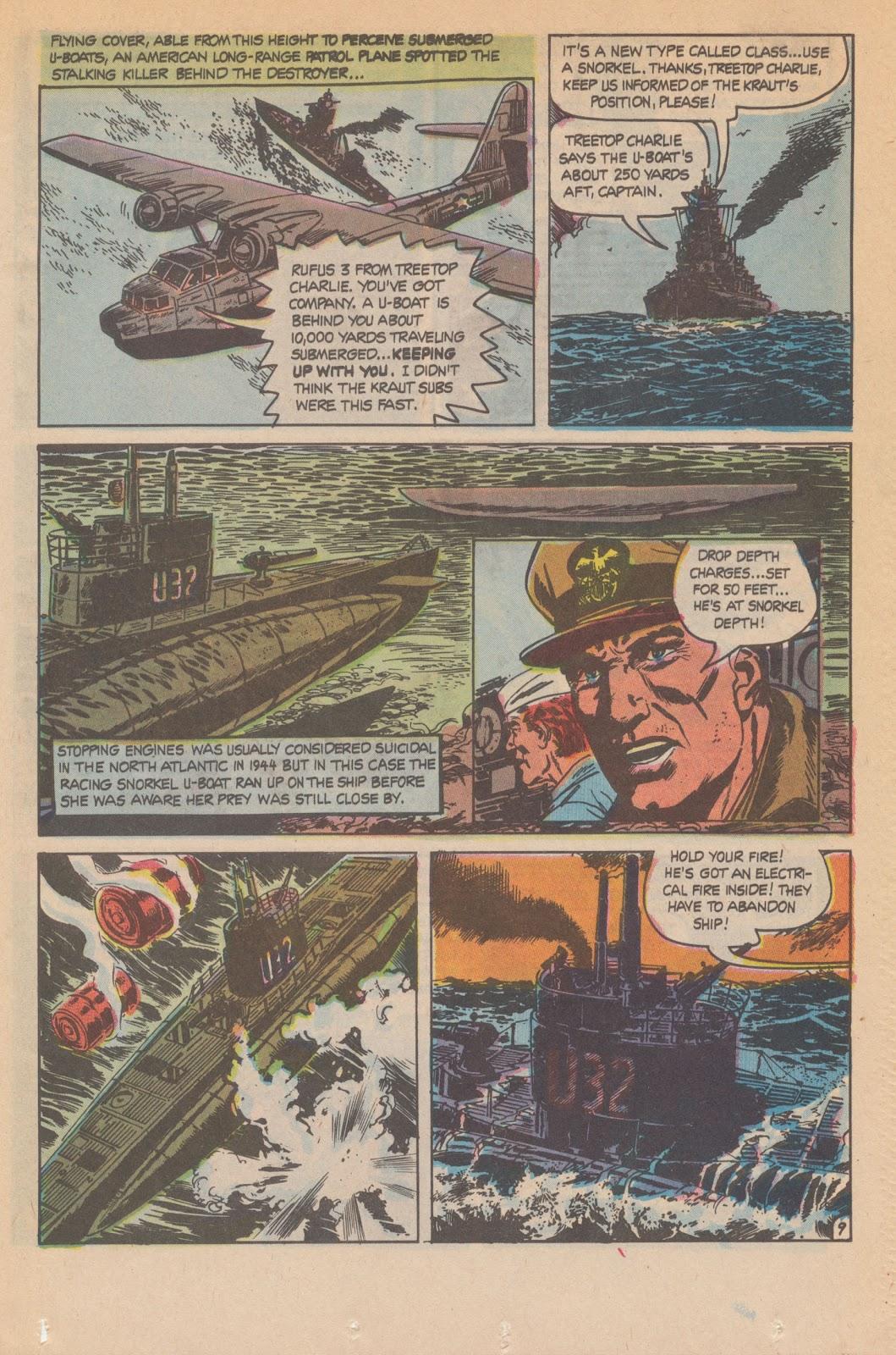 Read online Fightin' Navy comic -  Issue #133 - 25