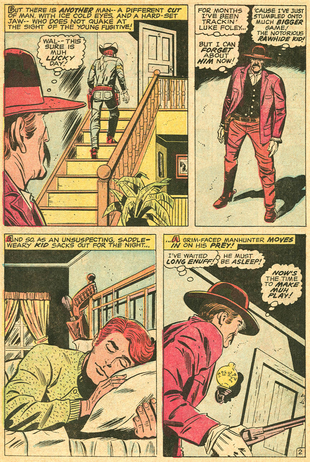 The Rawhide Kid (1955) issue 74 - Page 4