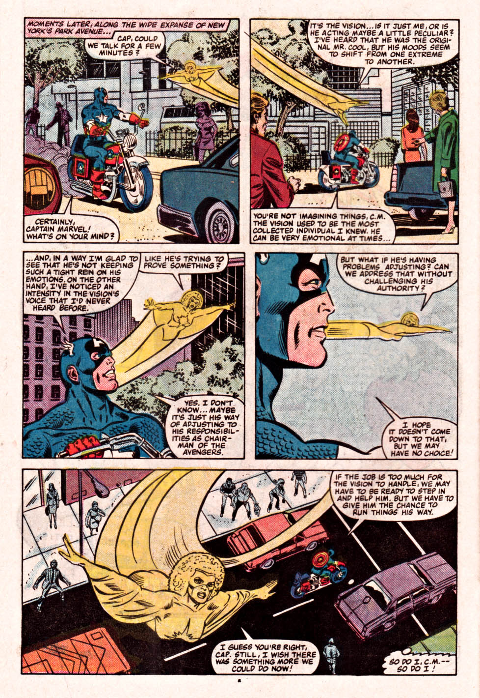 The Avengers (1963) 251 Page 6