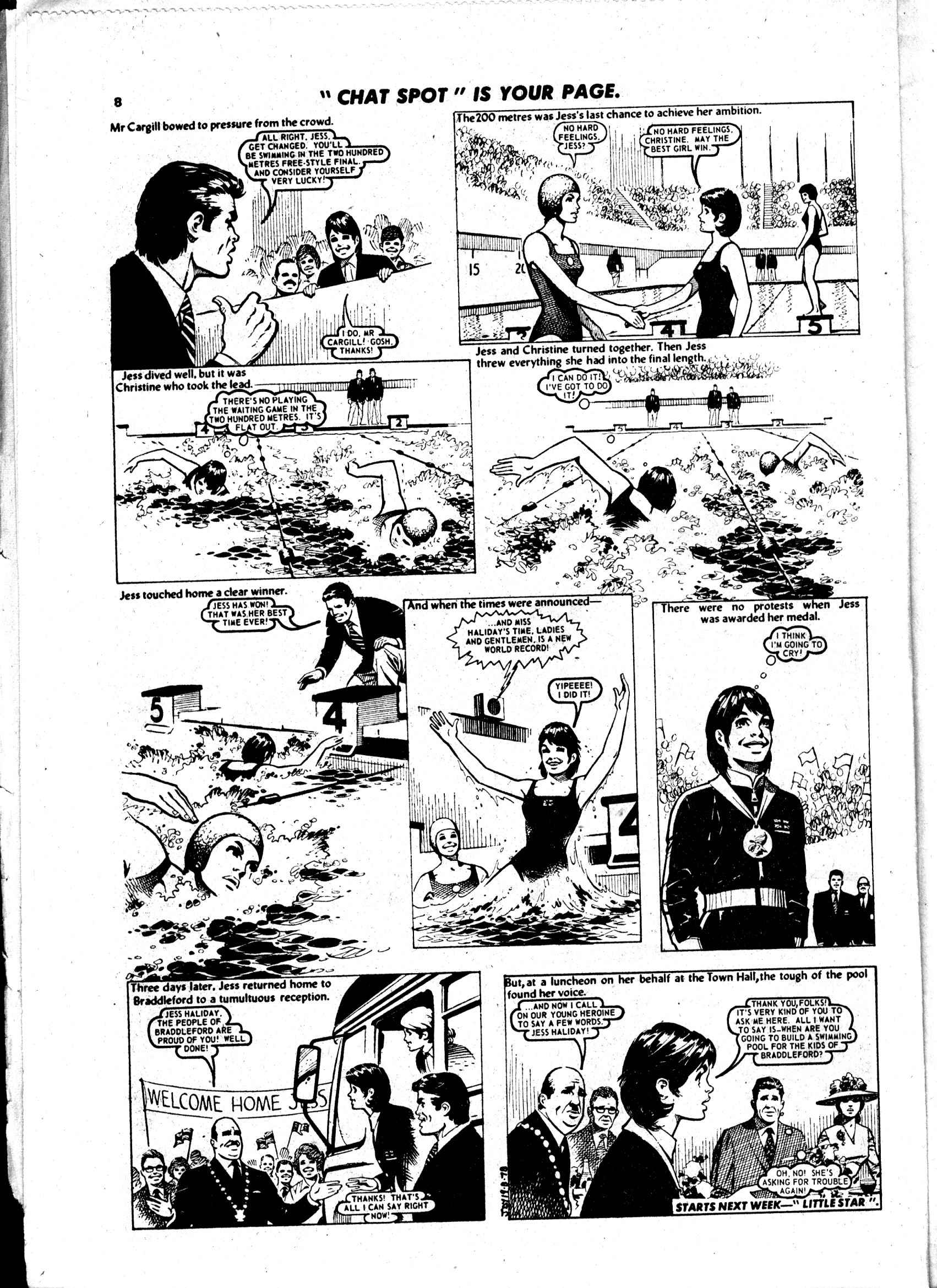 Read online Judy comic -  Issue #971 - 8
