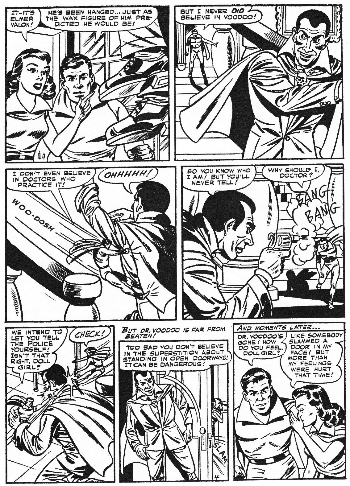 Read online Men of Mystery Comics comic -  Issue #82 - 63