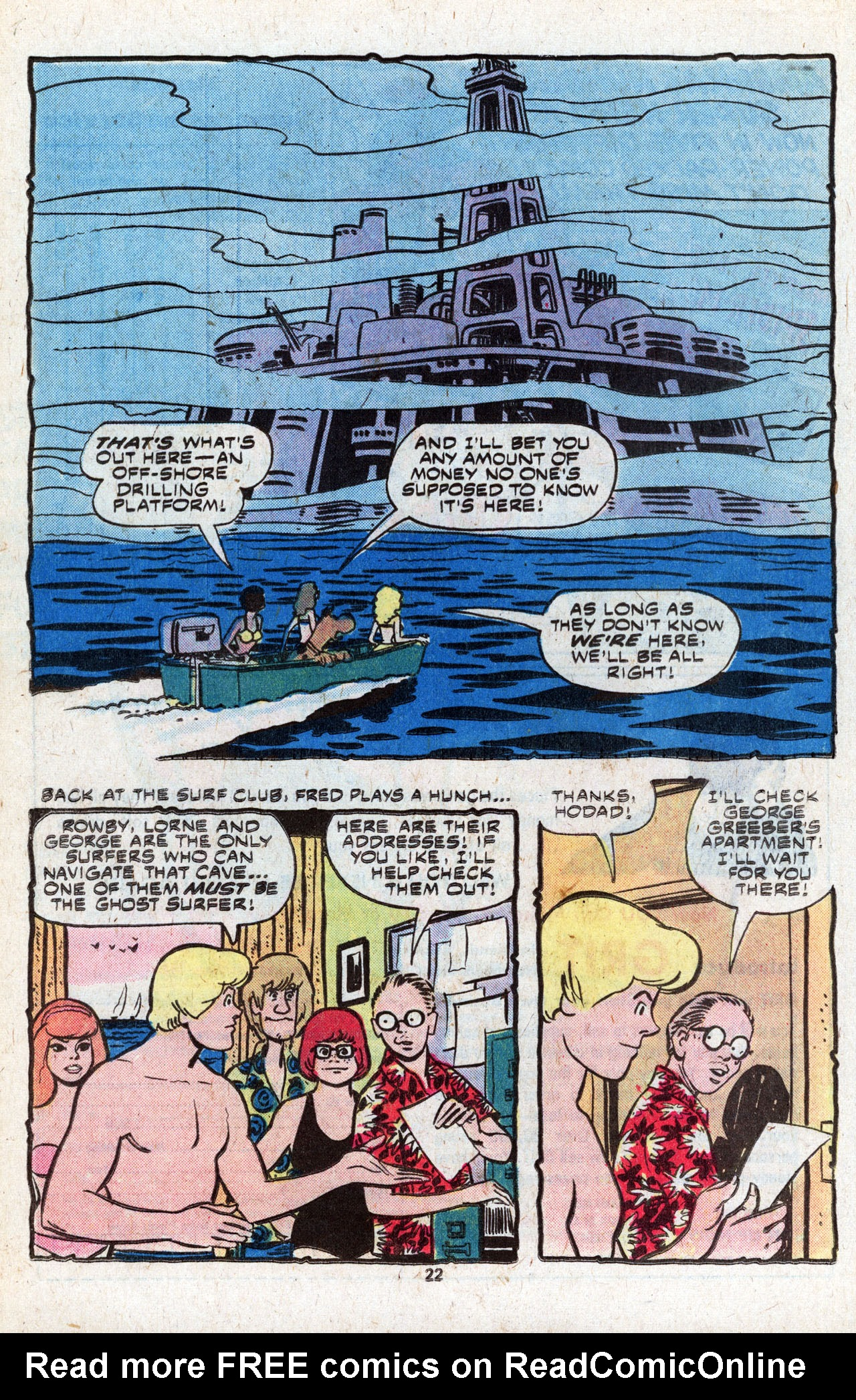 Read online Scooby-Doo (1977) comic -  Issue #9 - 24