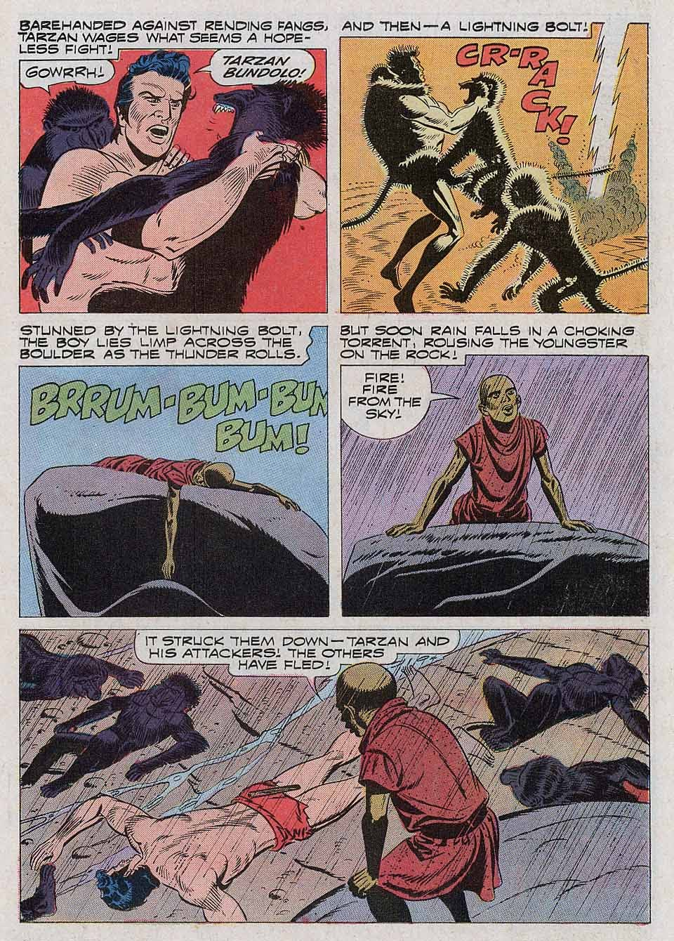 Tarzan (1962) issue 204 - Page 11