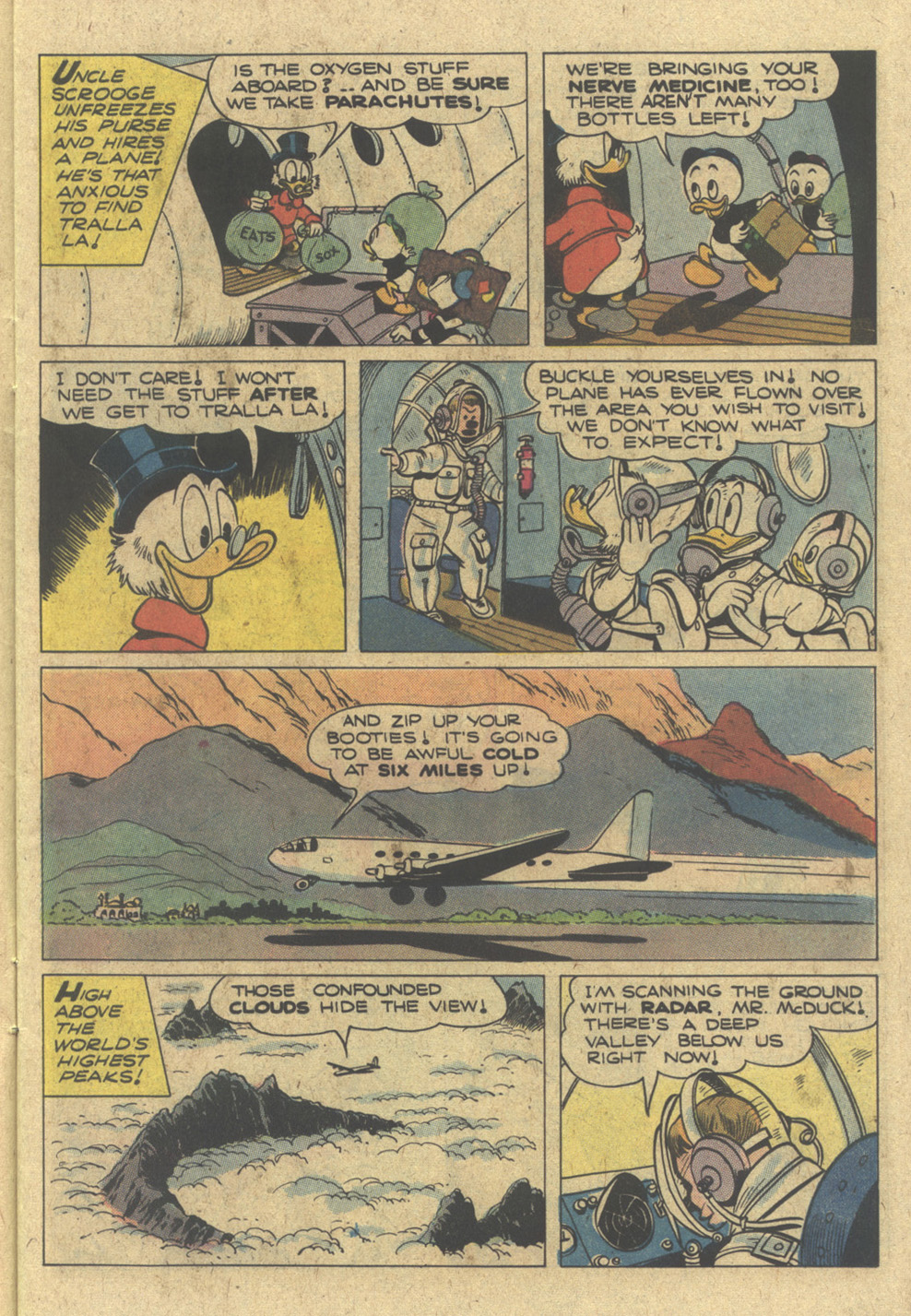 Read online Uncle Scrooge (1953) comic -  Issue #183 - 11