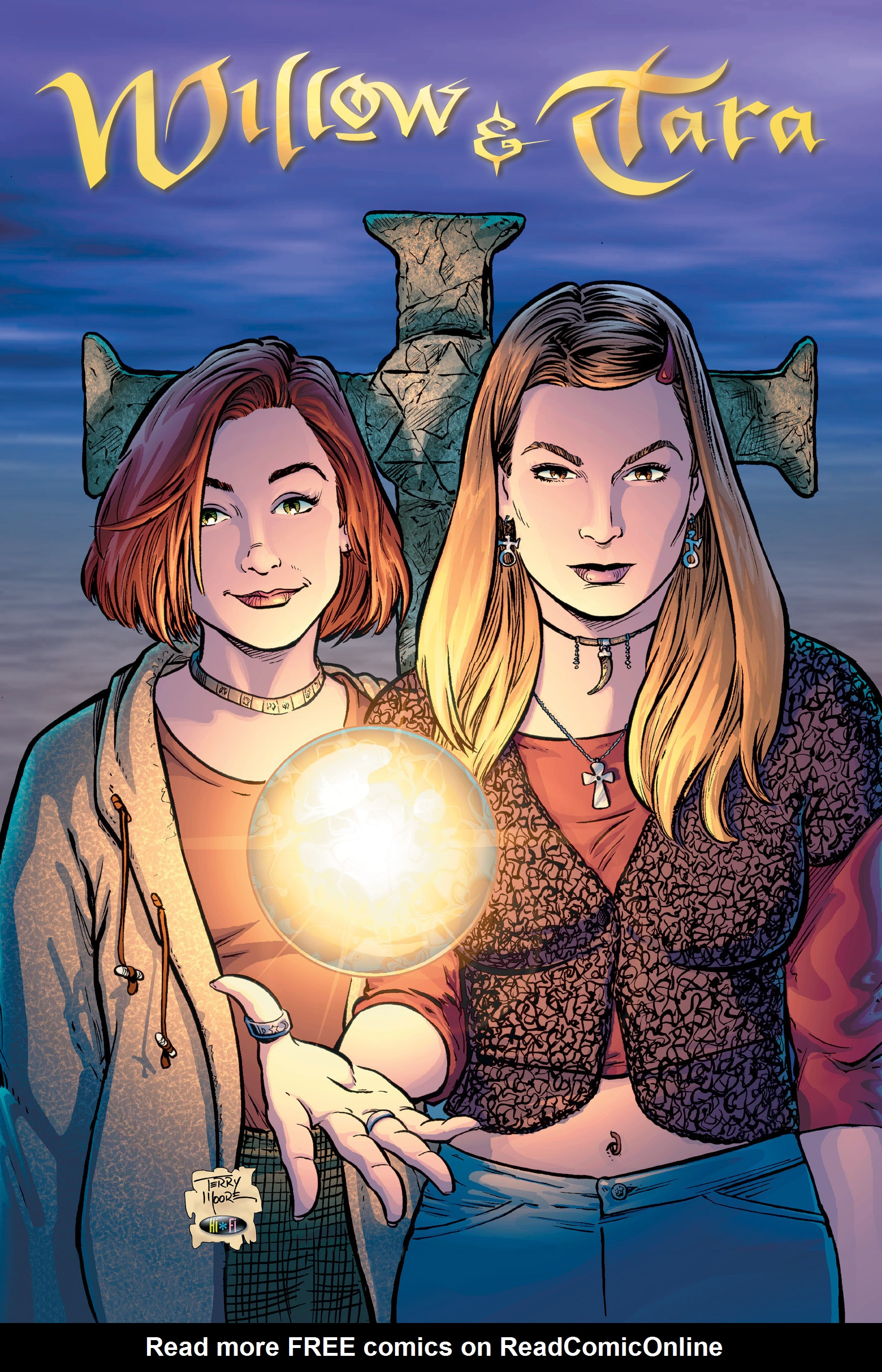 Read online Buffy the Vampire Slayer: Omnibus comic -  Issue # TPB 6 - 272