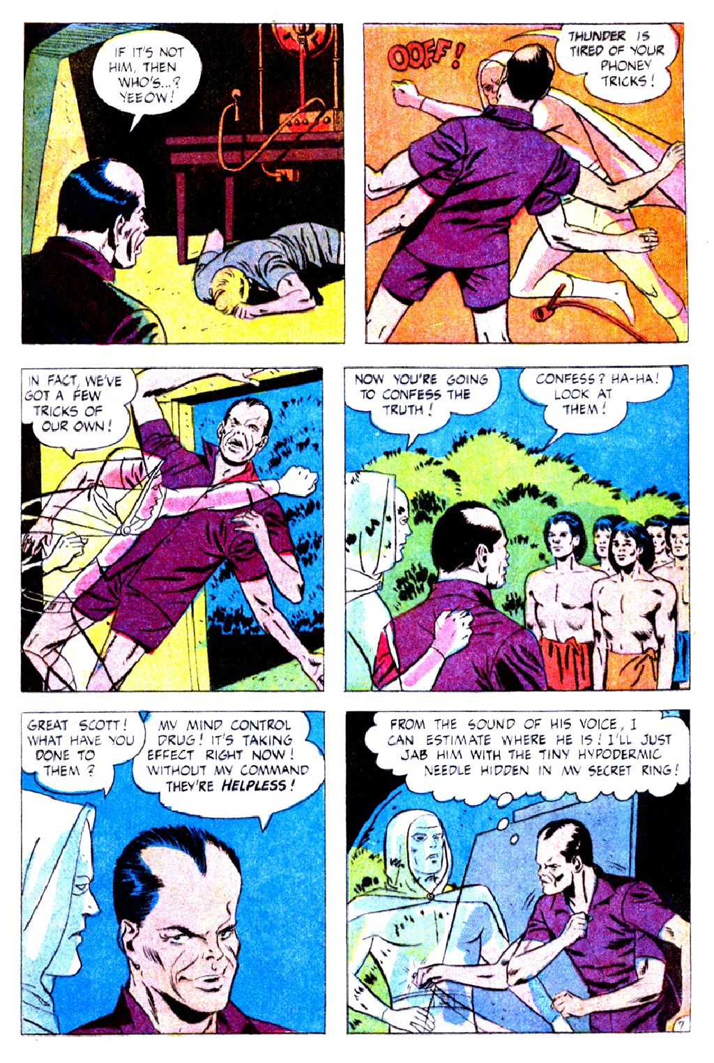T.H.U.N.D.E.R. Agents (1965) issue 9 - Page 33