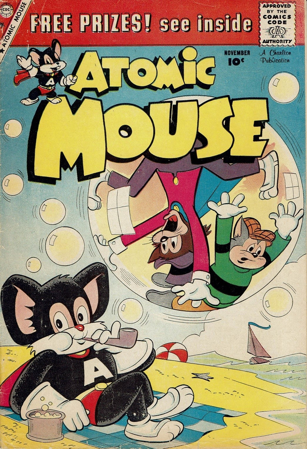 Atomic Mouse 33 Page 1