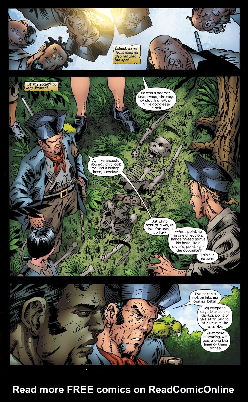 Read online Treasure Island comic -  Issue #5 - 22