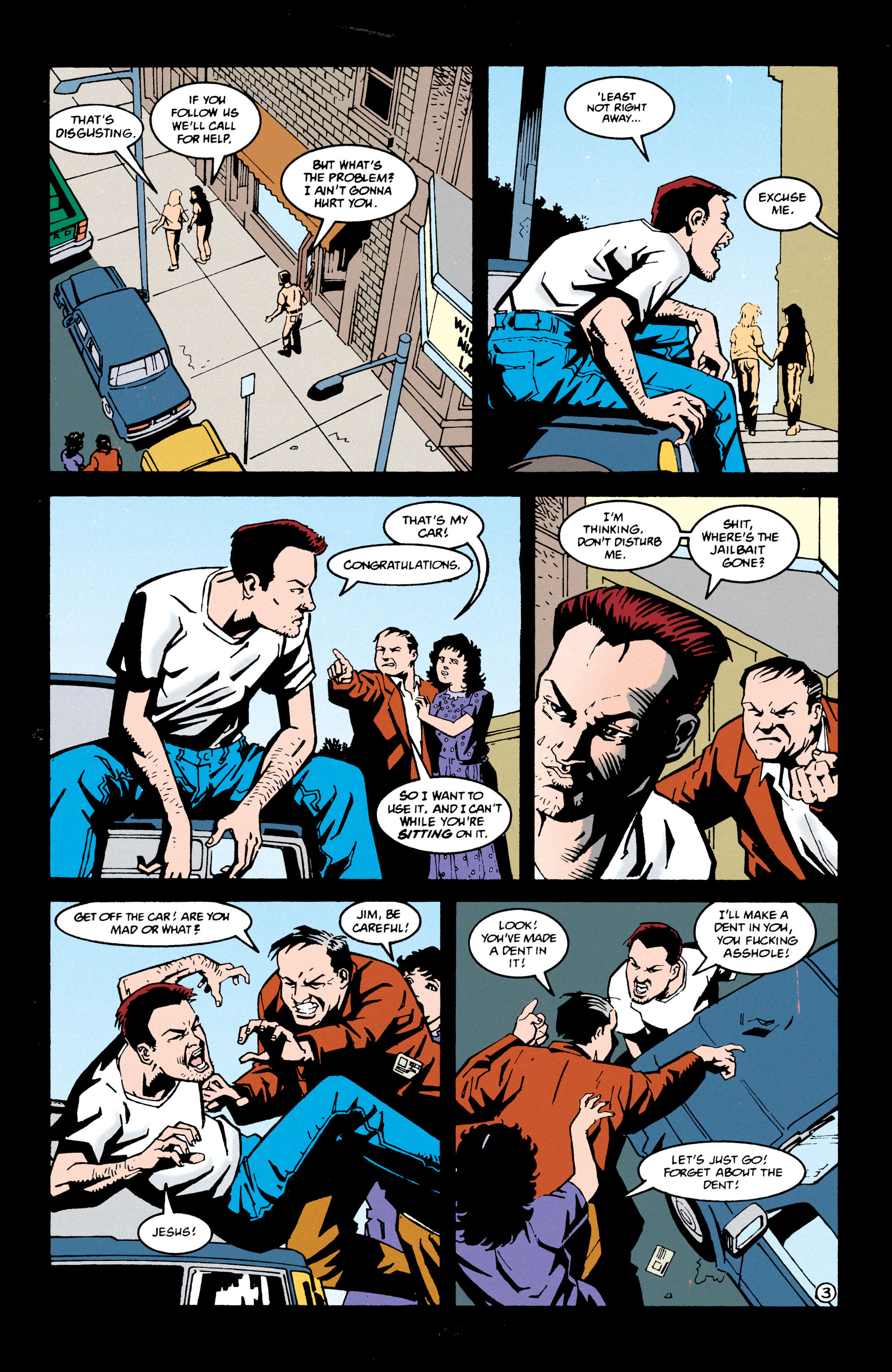 Read online Shade, the Changing Man comic -  Issue #69 - 4