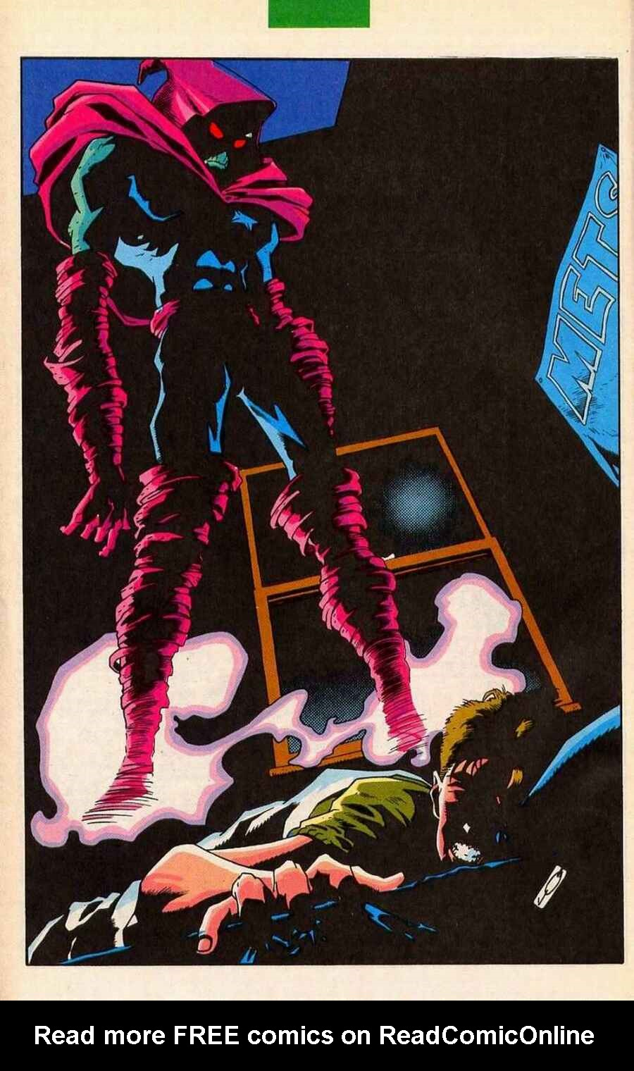 Read online Sleepwalker Holiday Special comic -  Issue # Full - 27