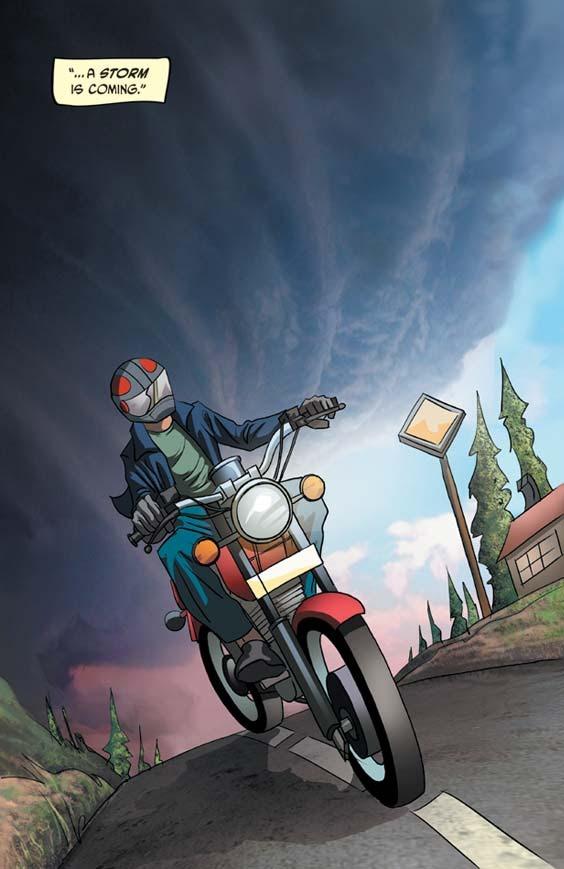 Read online Tin Man comic -  Issue # Full - 15