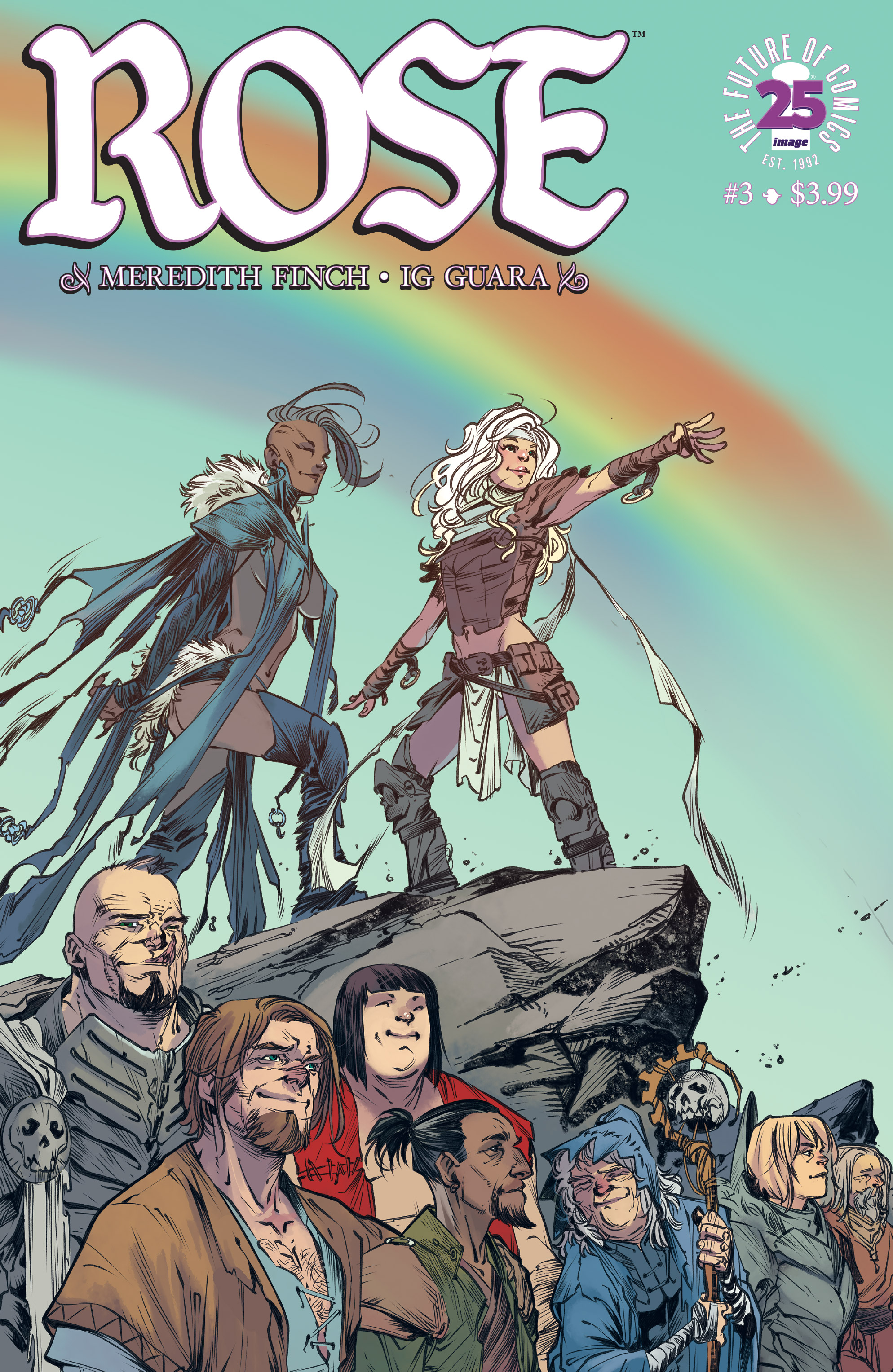Read online Rose comic -  Issue #3 - 33