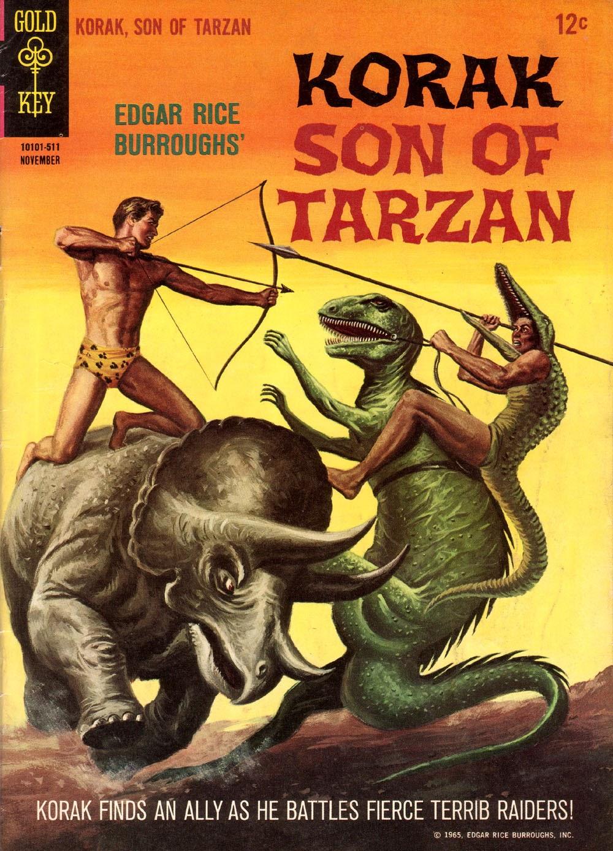 Korak, Son of Tarzan (1964) issue 11 - Page 1