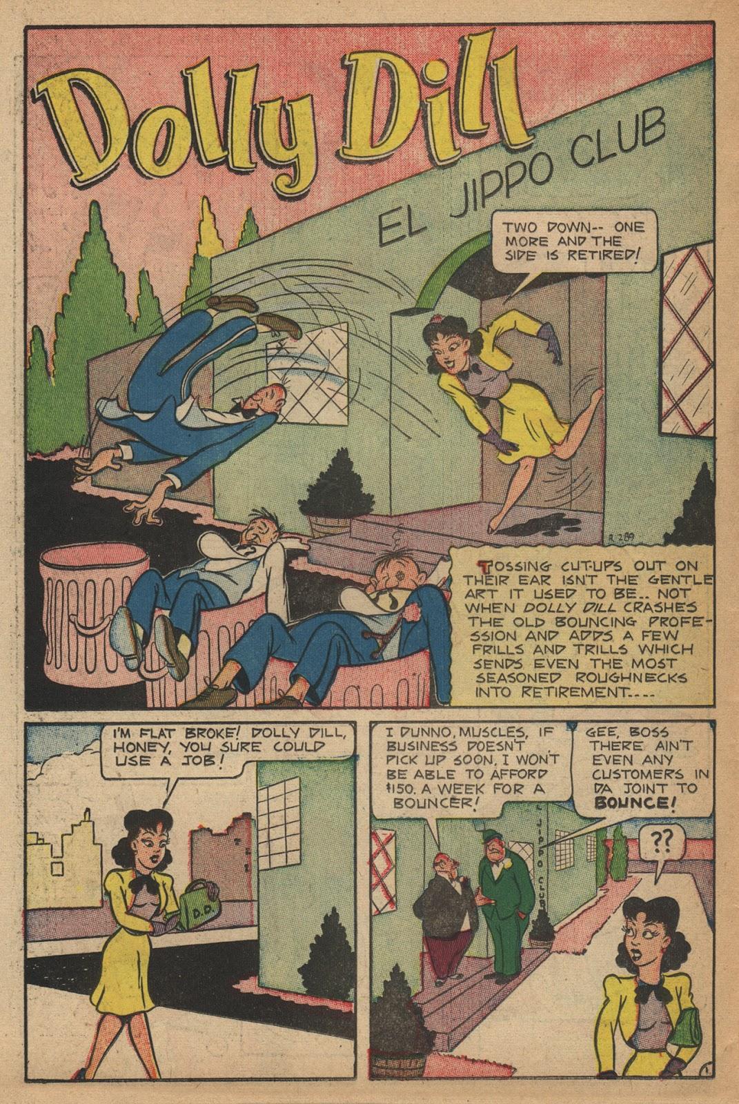 Read online Gay Comics comic -  Issue #23 - 36