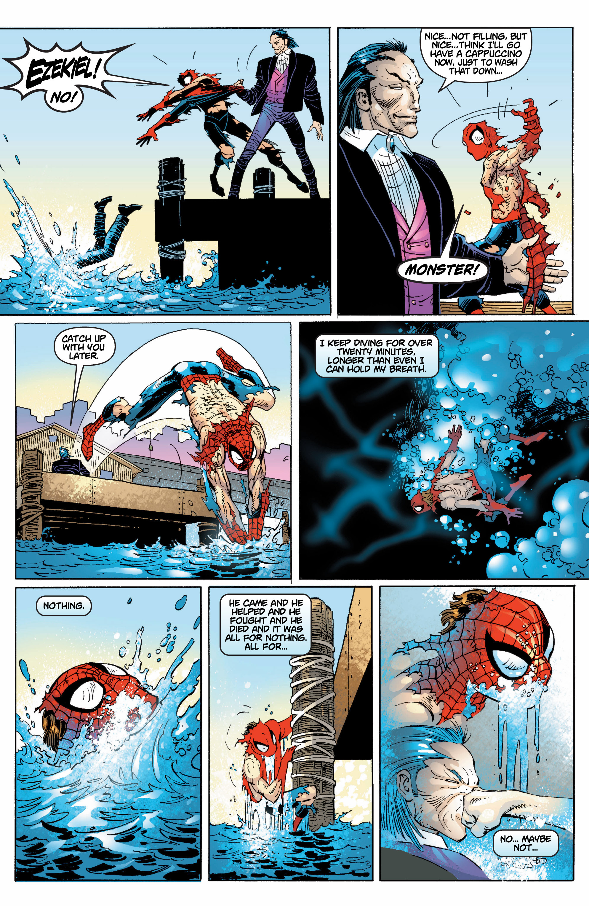 The Amazing Spider-Man (1999) 34 Page 19