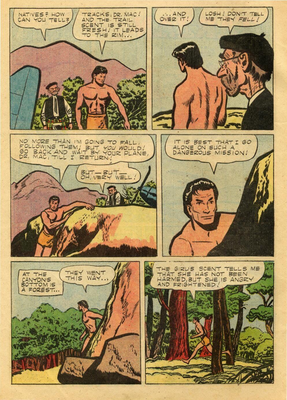 Tarzan (1948) issue 72 - Page 4