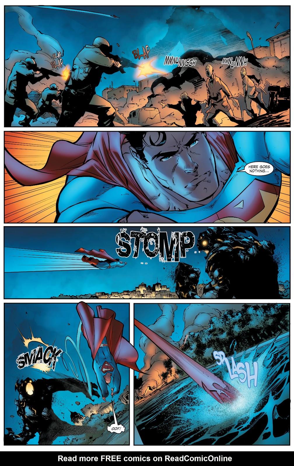 Read online Smallville Season 11 [II] comic -  Issue # TPB 5 - 108
