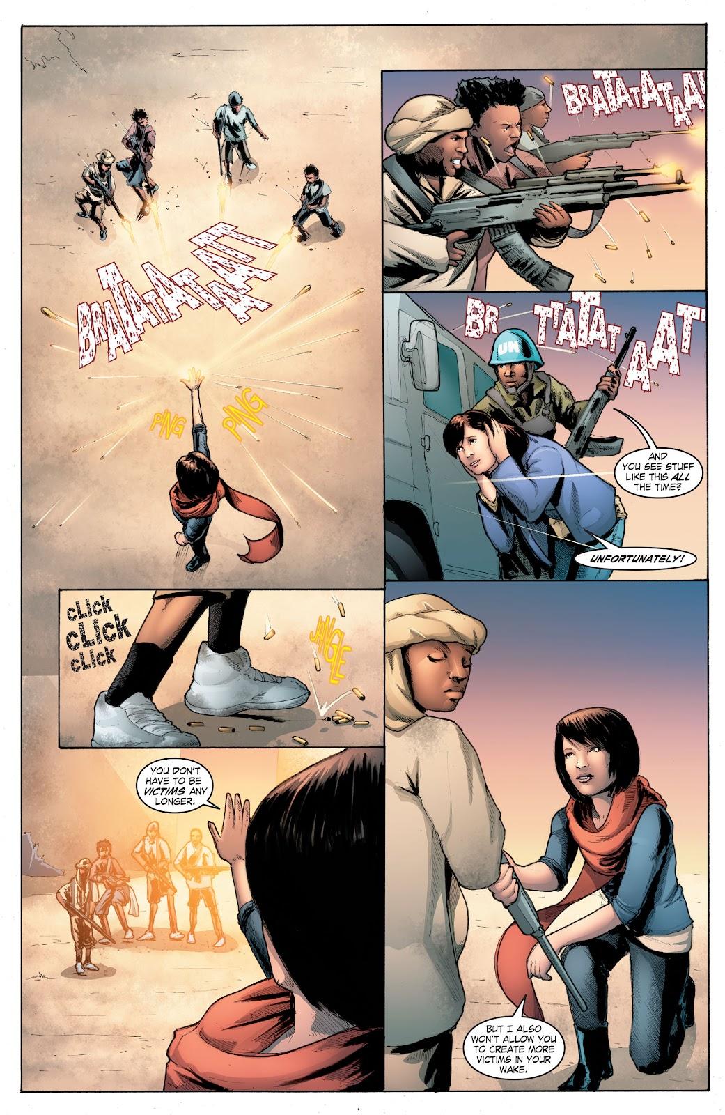 Read online Smallville Season 11 [II] comic -  Issue # TPB 4 - 115