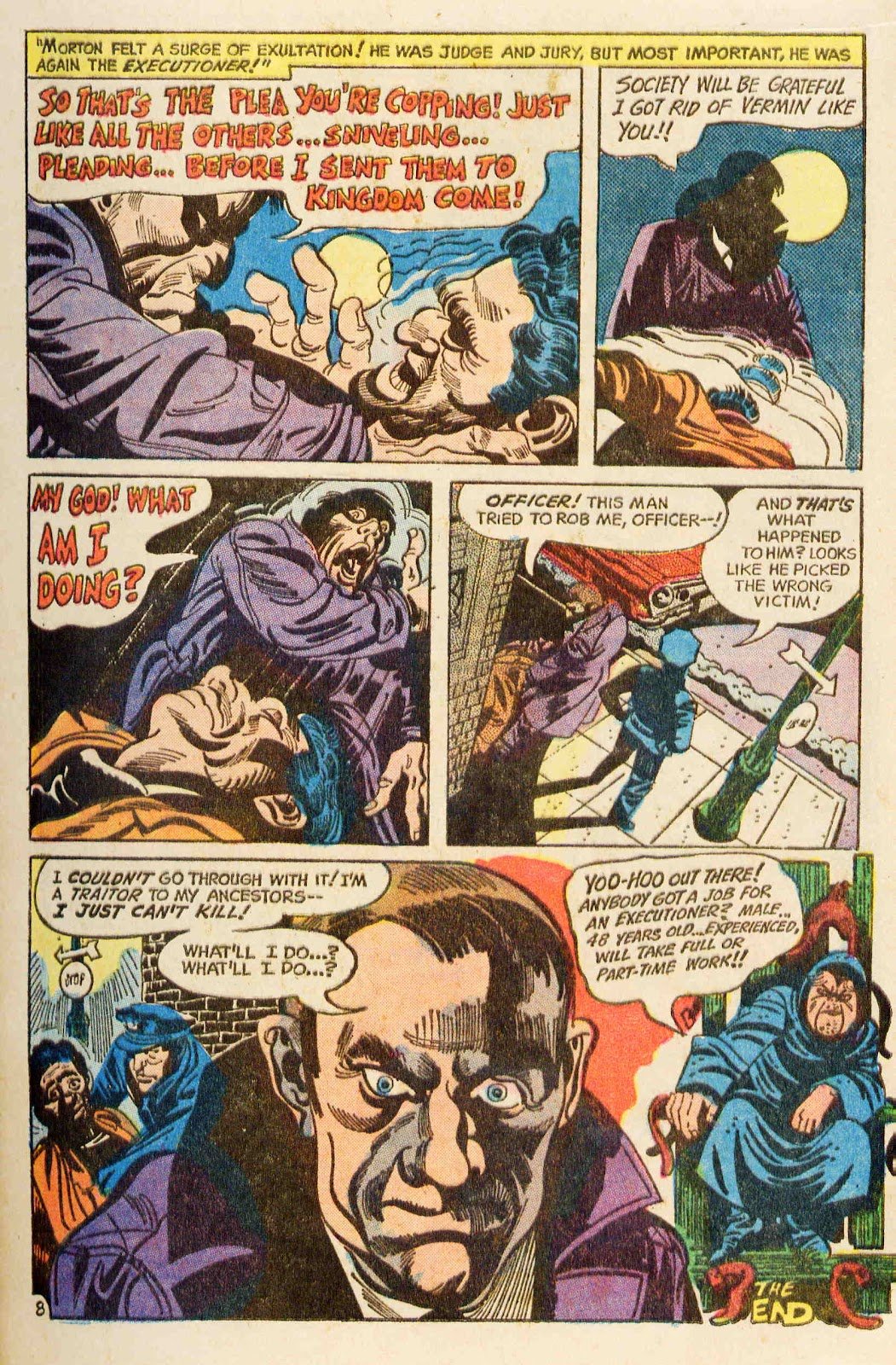 The Witching Hour (1969) issue 26 - Page 11