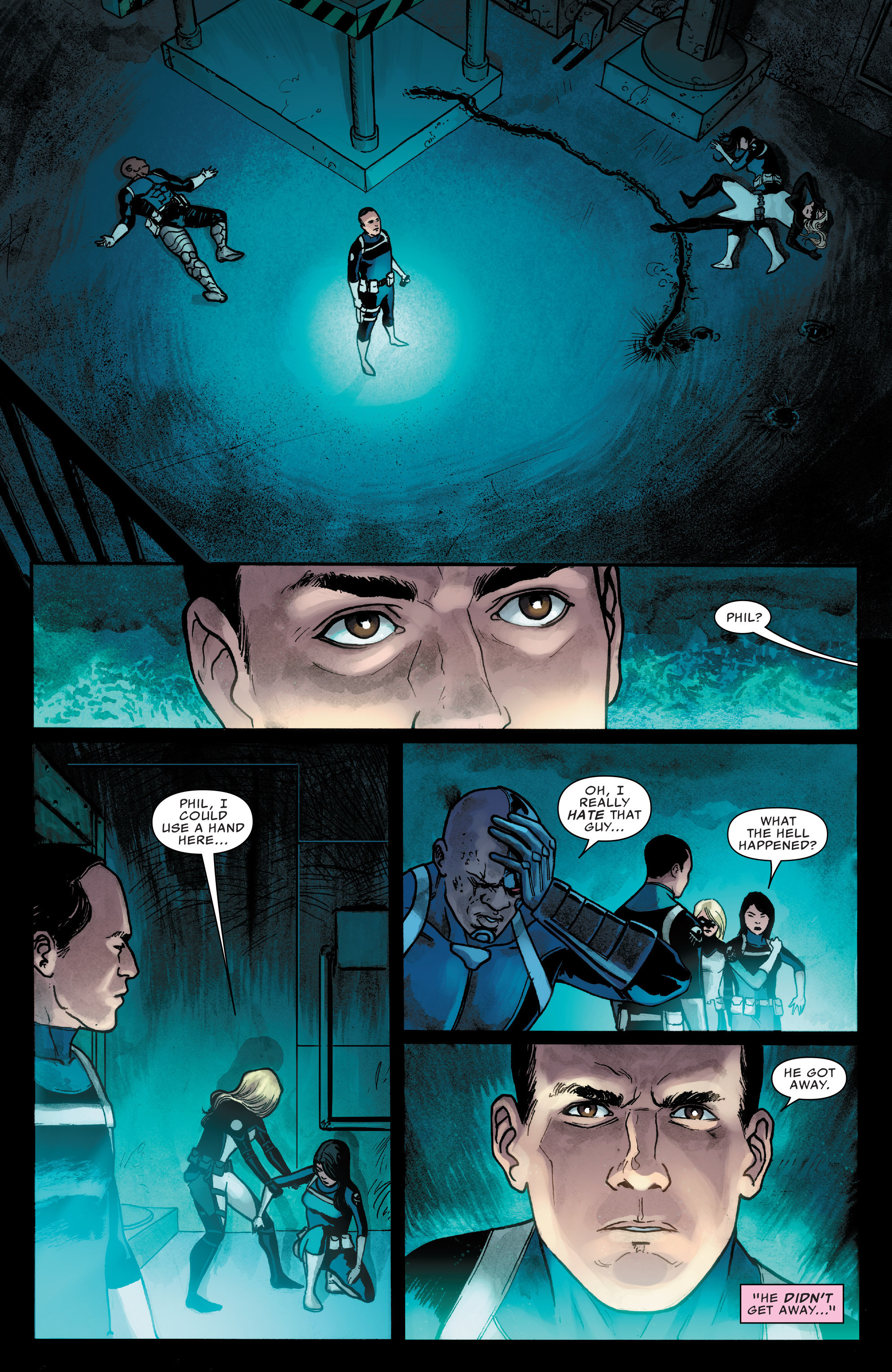 Read online Agents of S.H.I.E.L.D. comic -  Issue #7 - 17