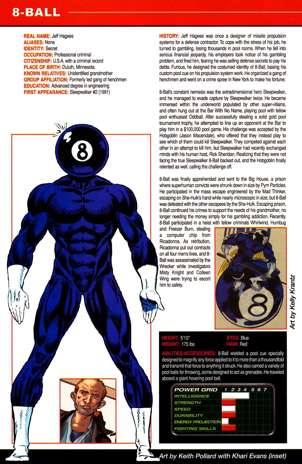 Read online All-New Official Handbook of the Marvel Universe A to Z comic -  Issue #4 - 4