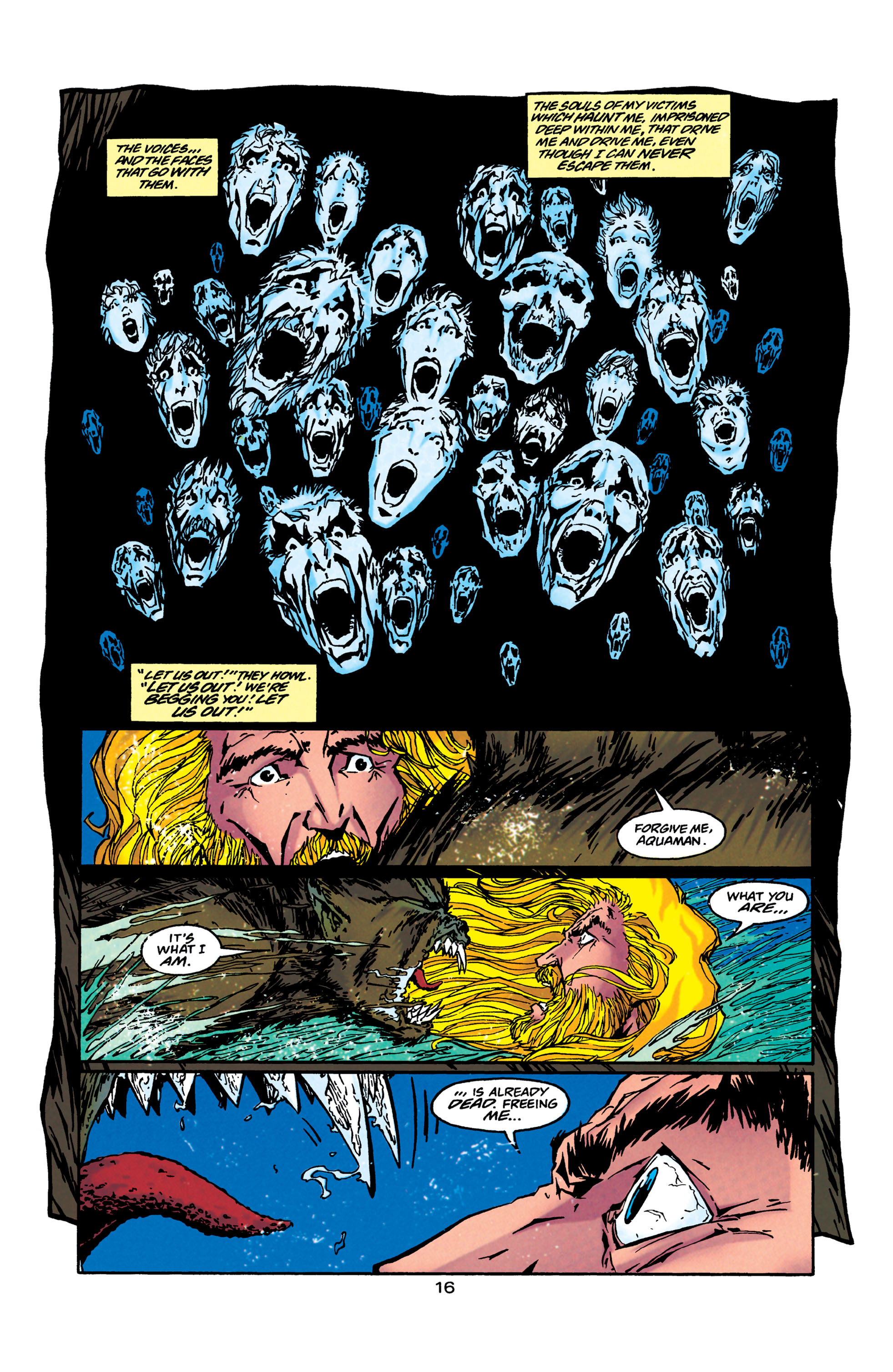 Read online Aquaman (1994) comic -  Issue #42 - 17